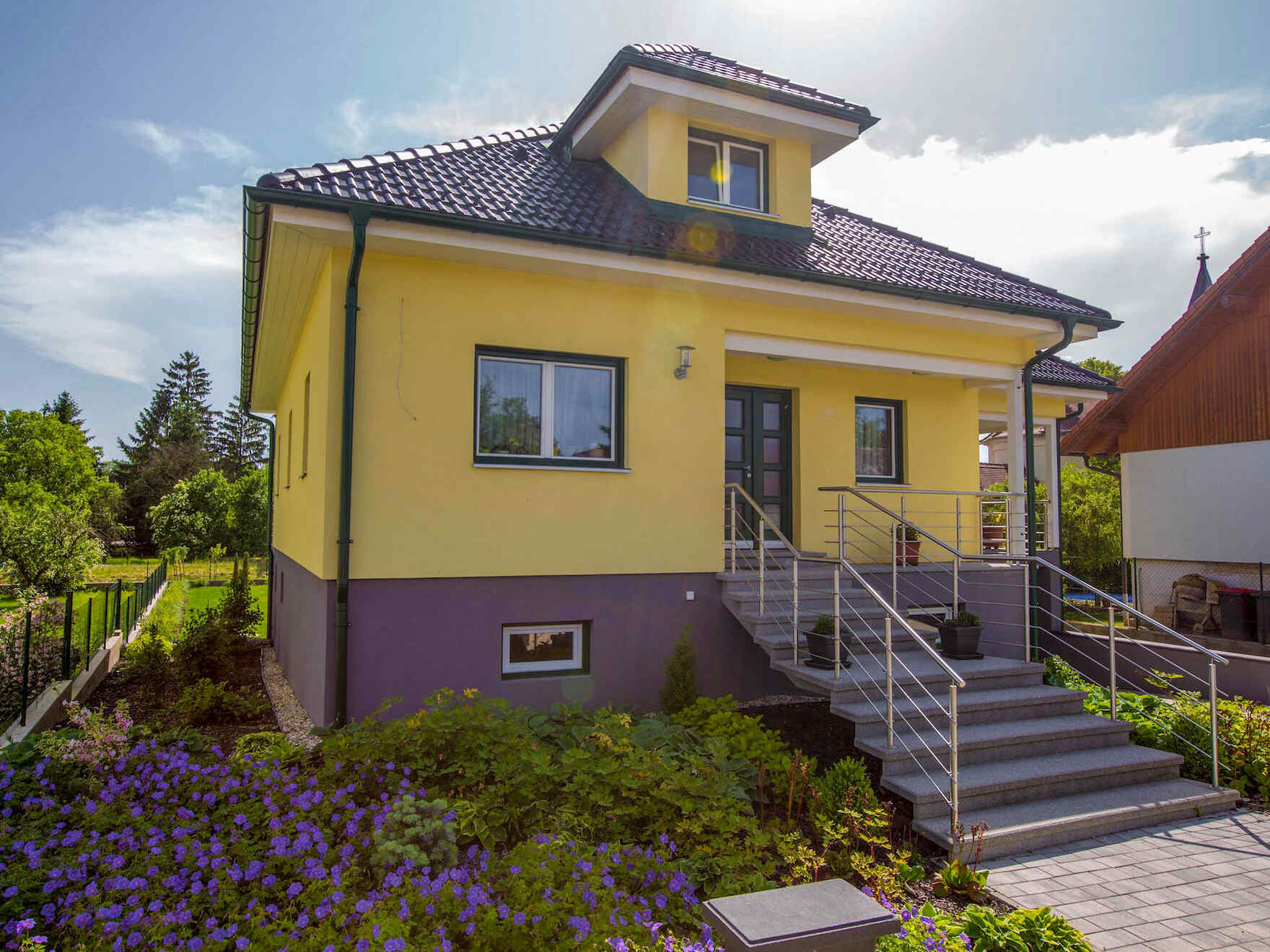 Maison préfabriquée Familie Hugl