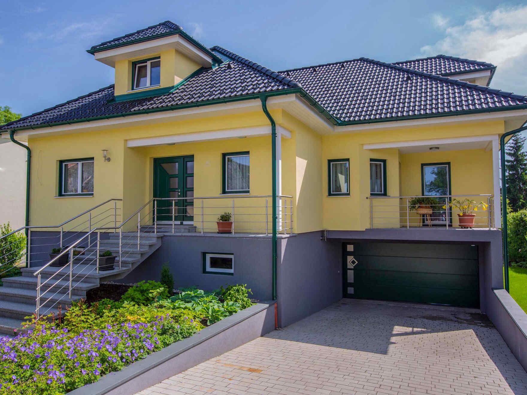 Prefabricated house Familie Hugl