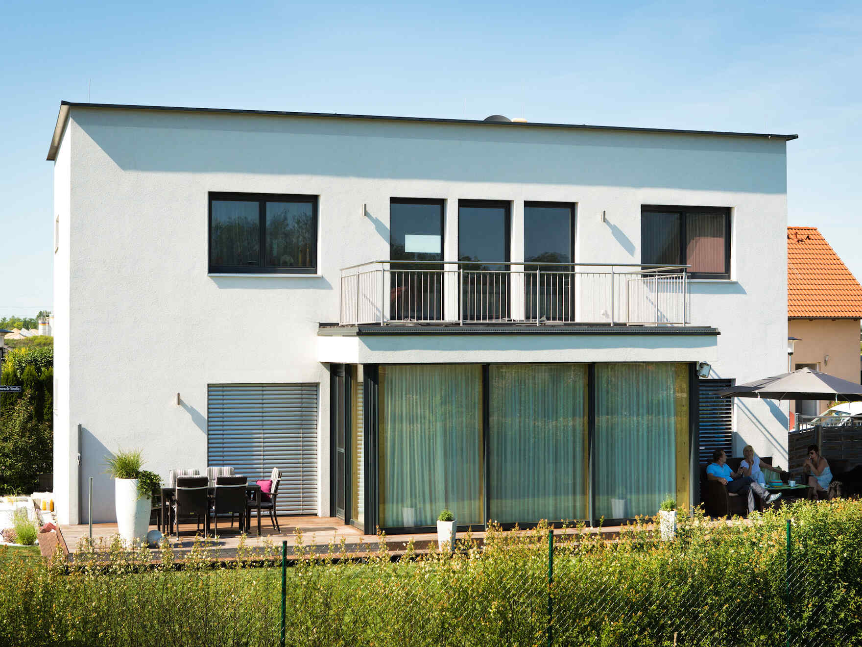 Prefabricated house Familie Gebhardt
