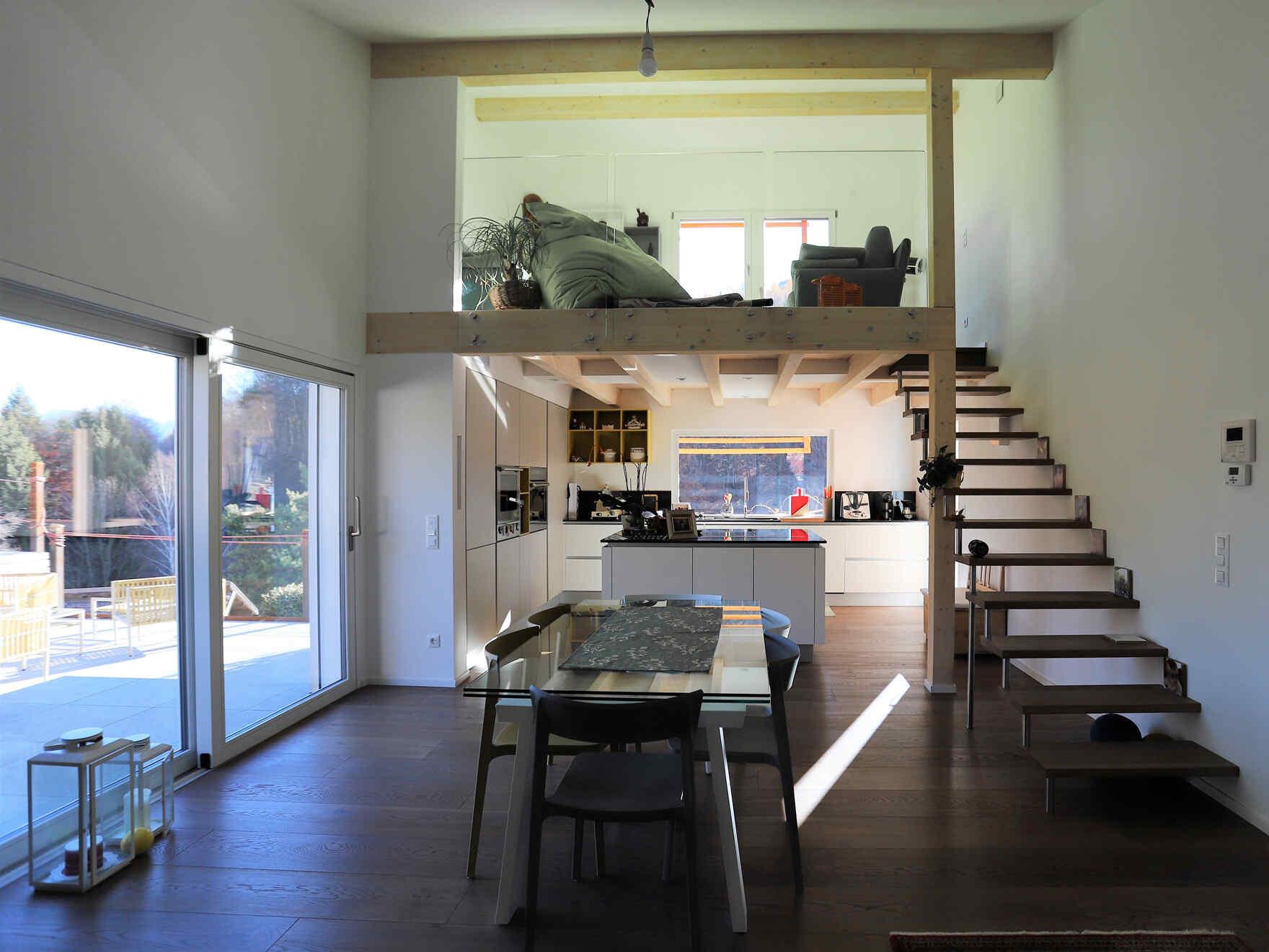 Prefabricated house famiglia Bisesti