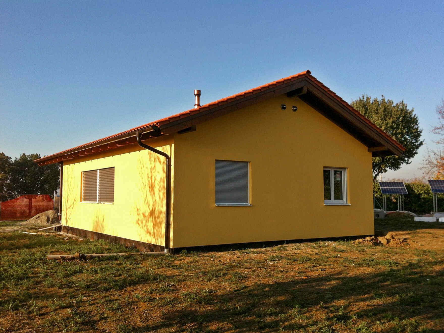 Prefabricated house famiglia Chittolini