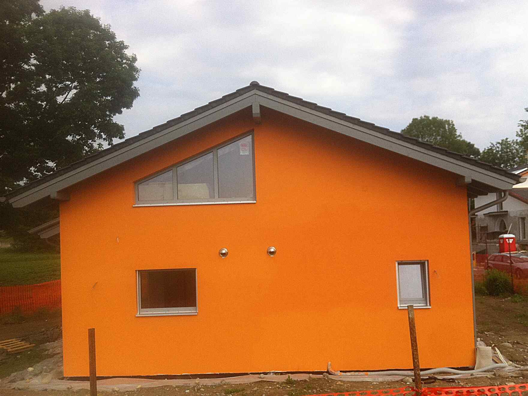 Prefabricated house famiglia Clerici