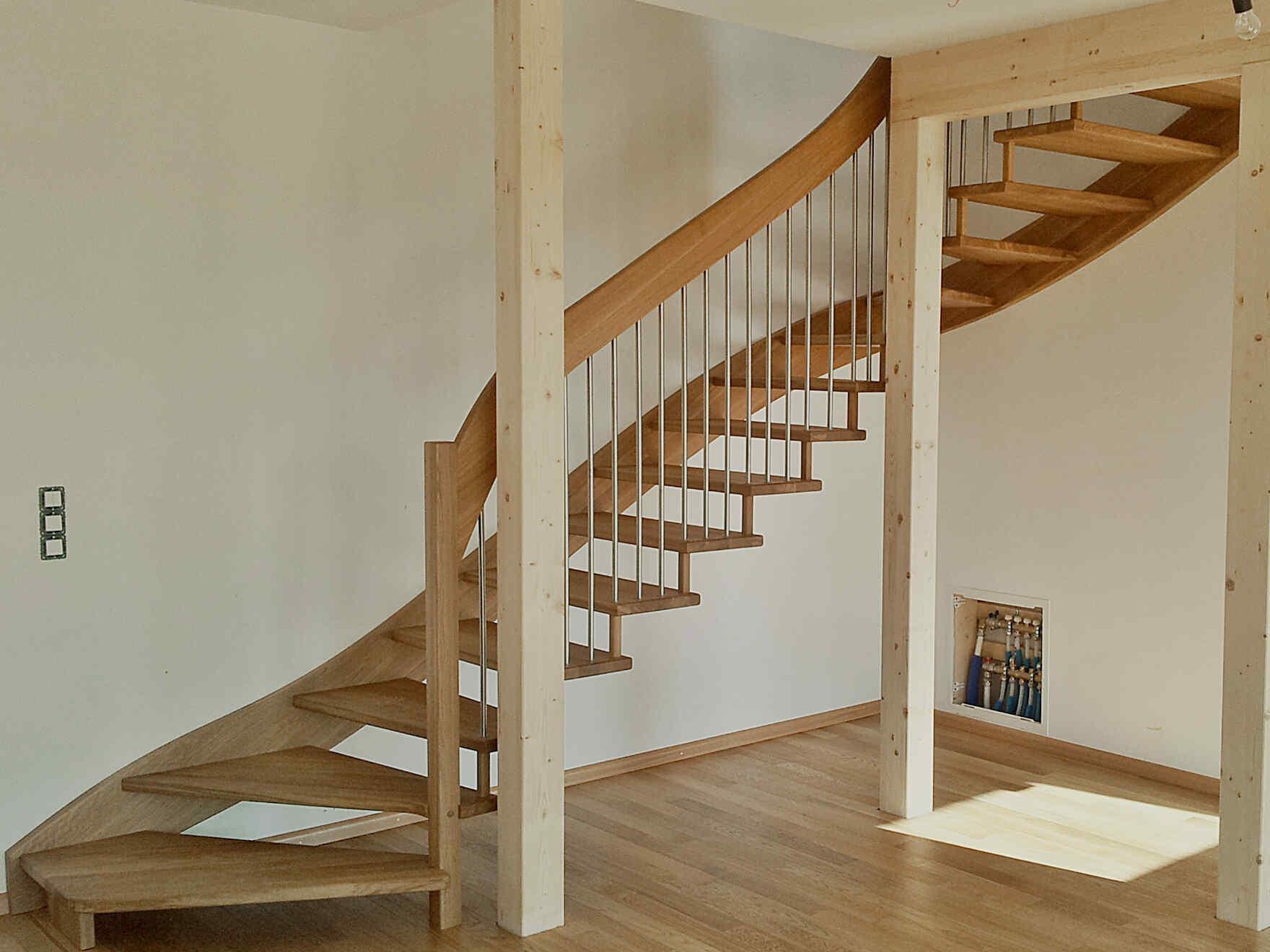 Prefabricated house famiglia Conti