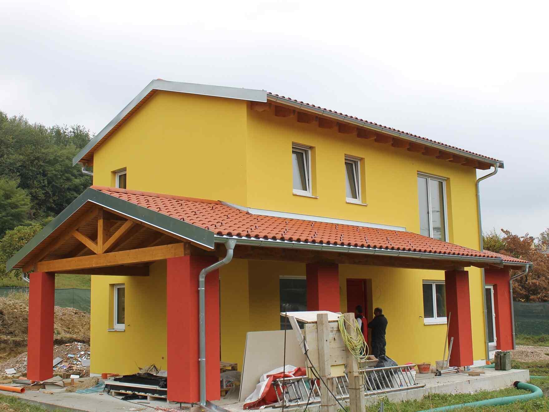 Maison préfabriquée famiglia Da Broi