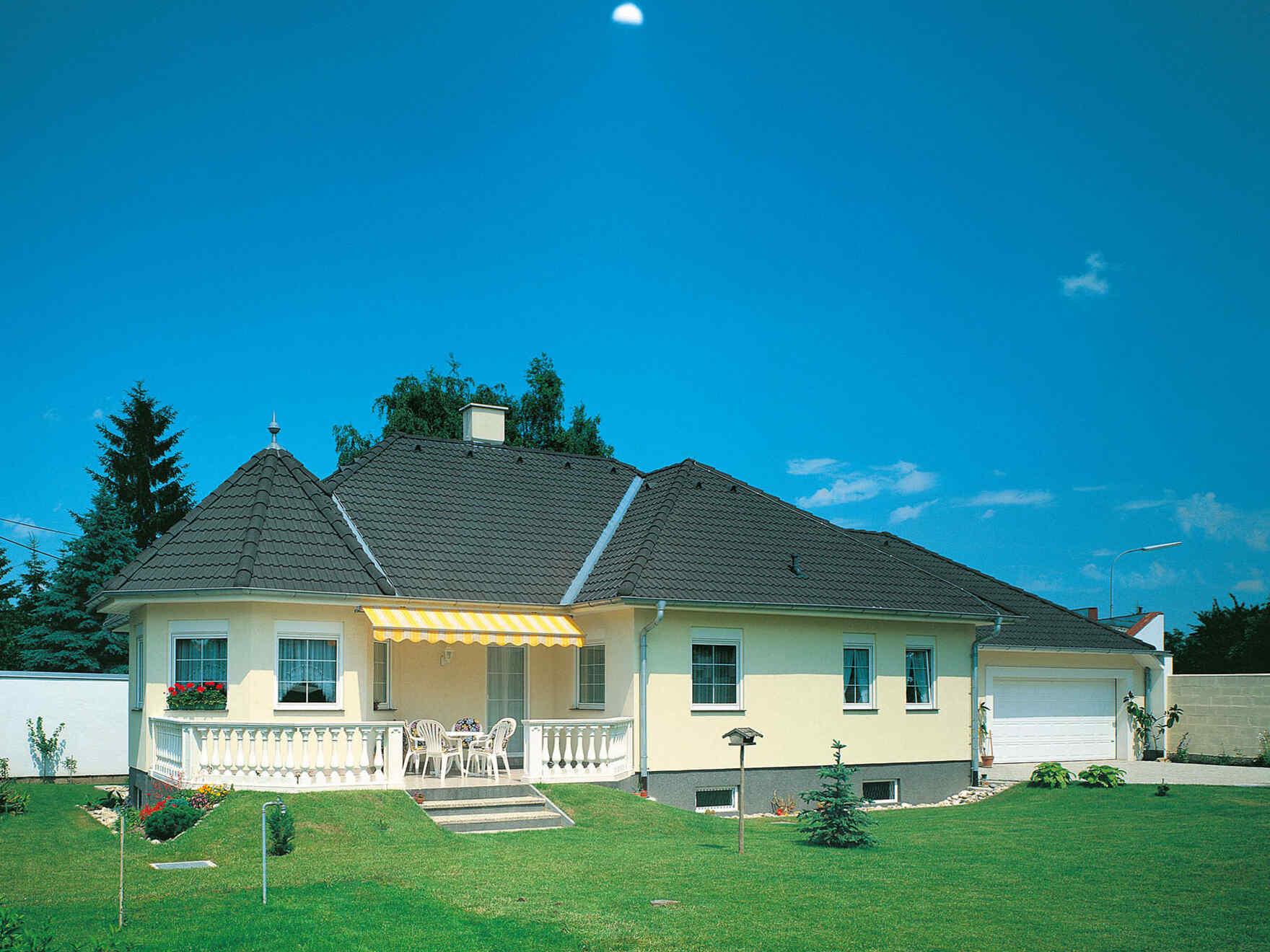 Prefabricated house Familie Kobermann