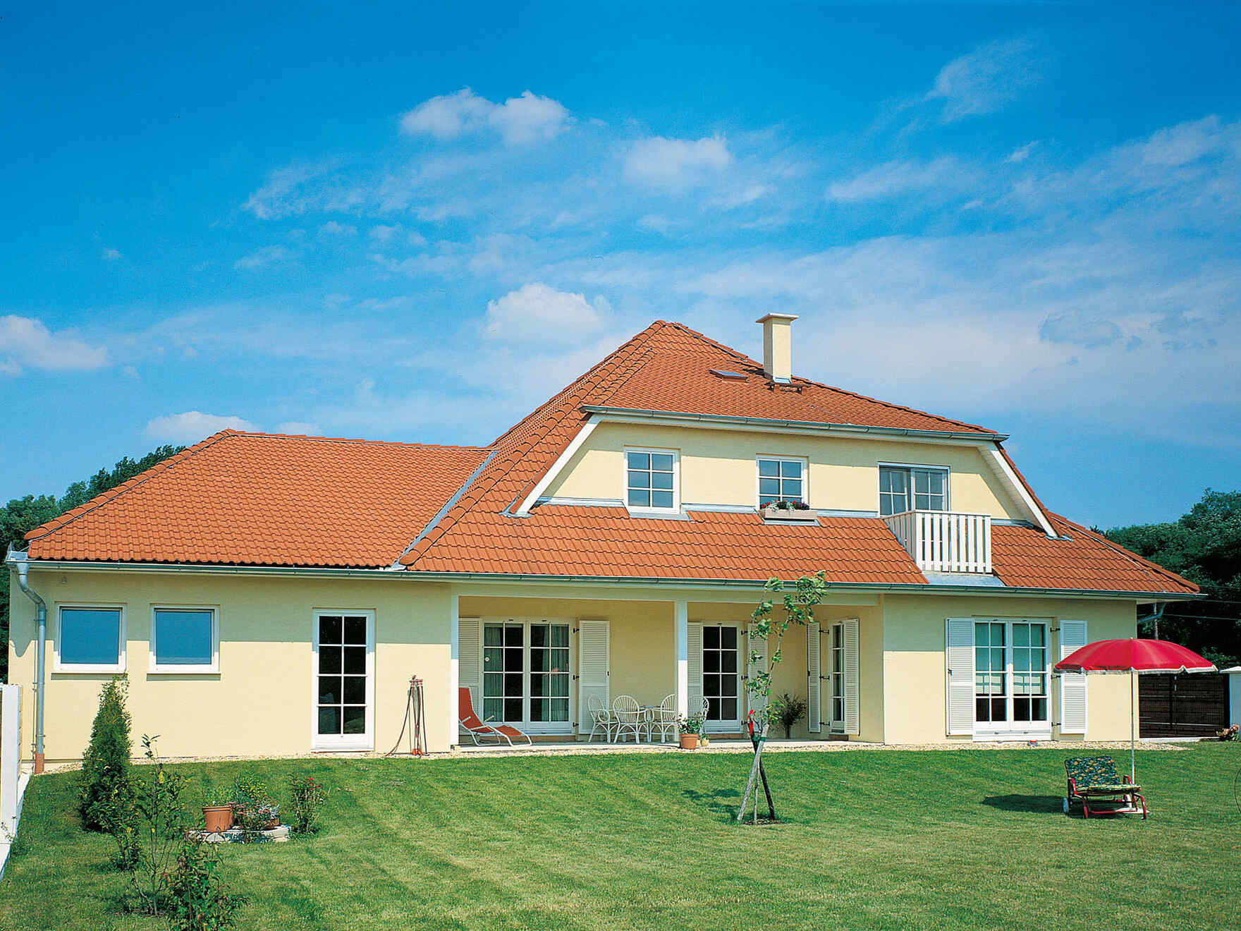 Prefabricated house Familie Meierhuber-Türk
