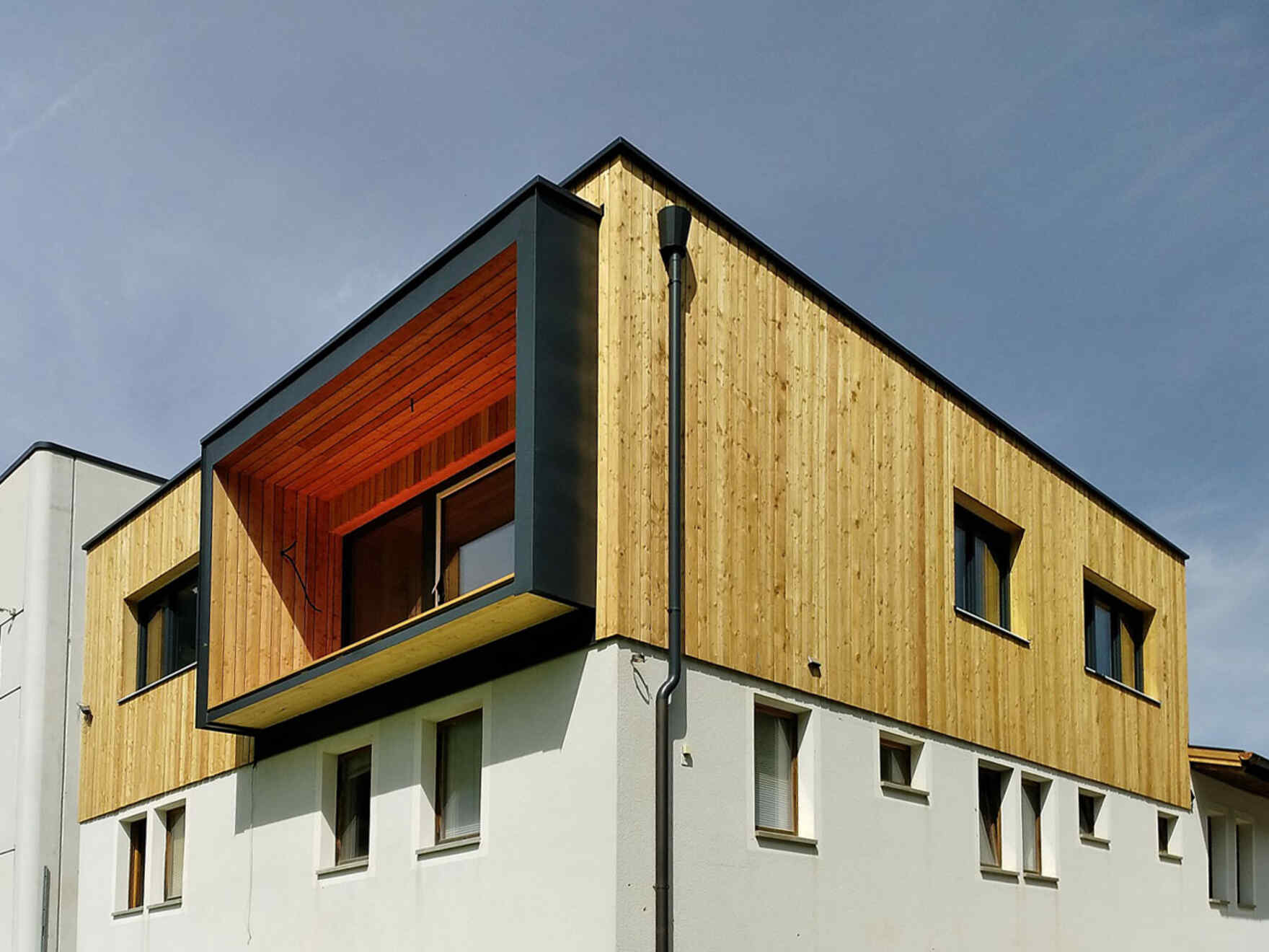 Prefabricated house Eldag