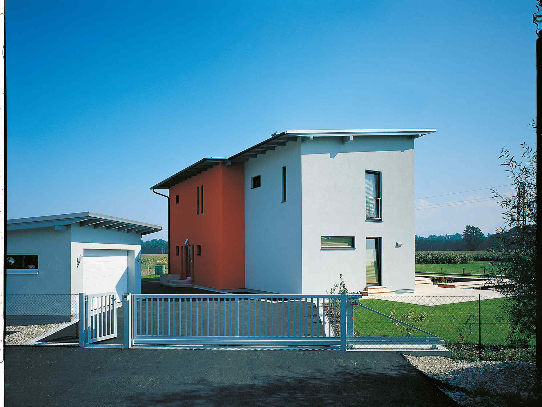 Prefabricated house Familie Fink