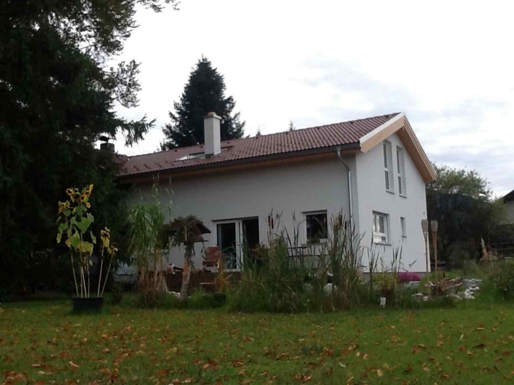 Fertighaus Familie Gartmaier-Hallex