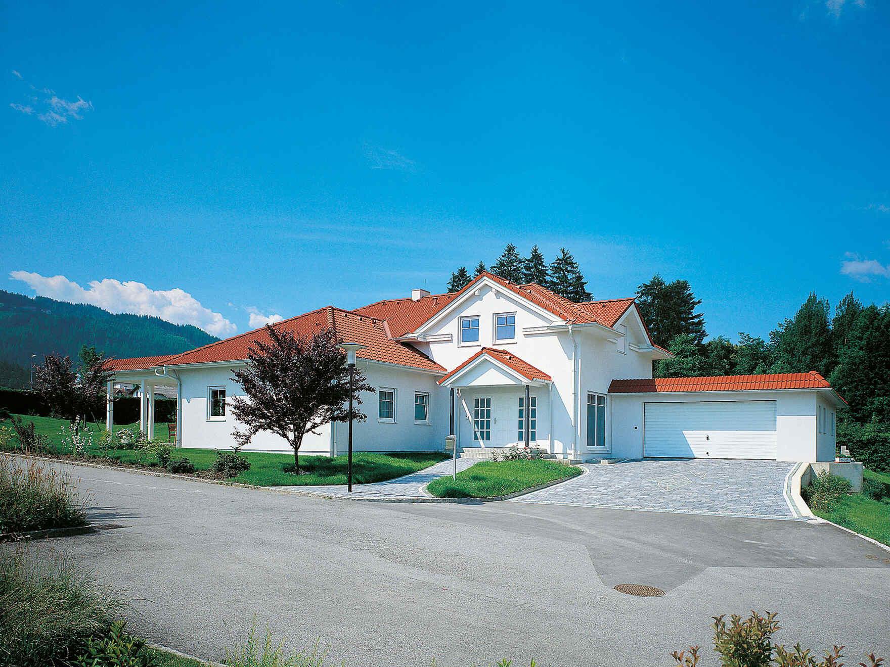 "Prefabricated house Architects ""Landhaus Salzburg"""