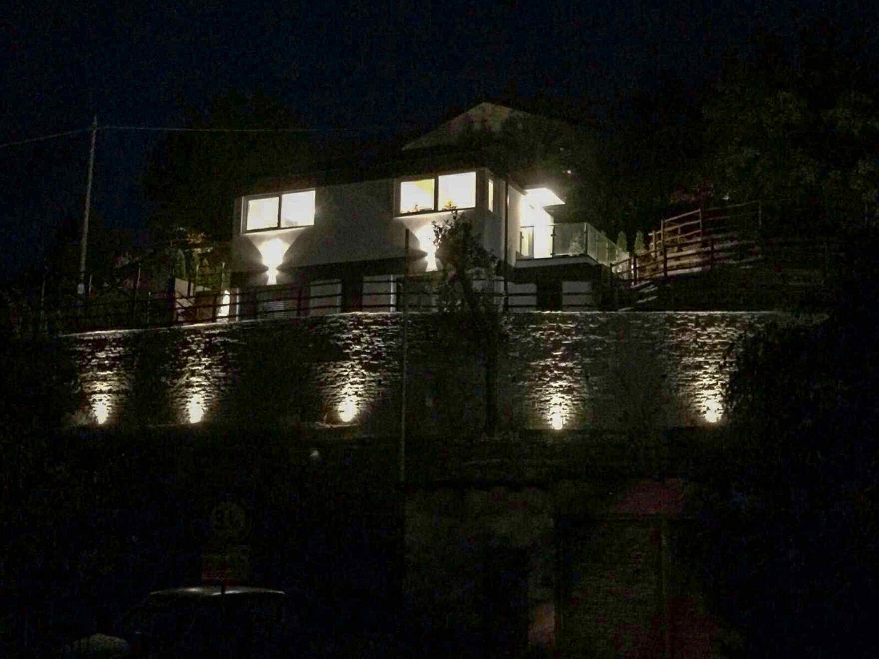 casa prefabbricata in legno famiglia Innocenti