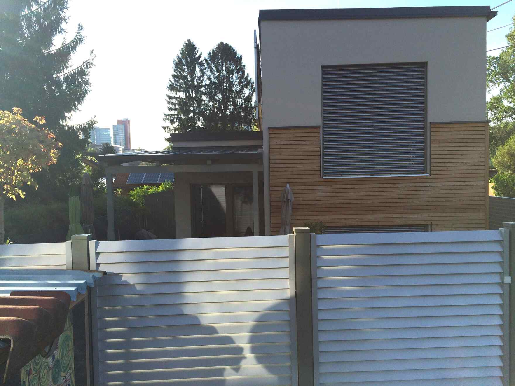 Prefabricated house Familie Ziegler