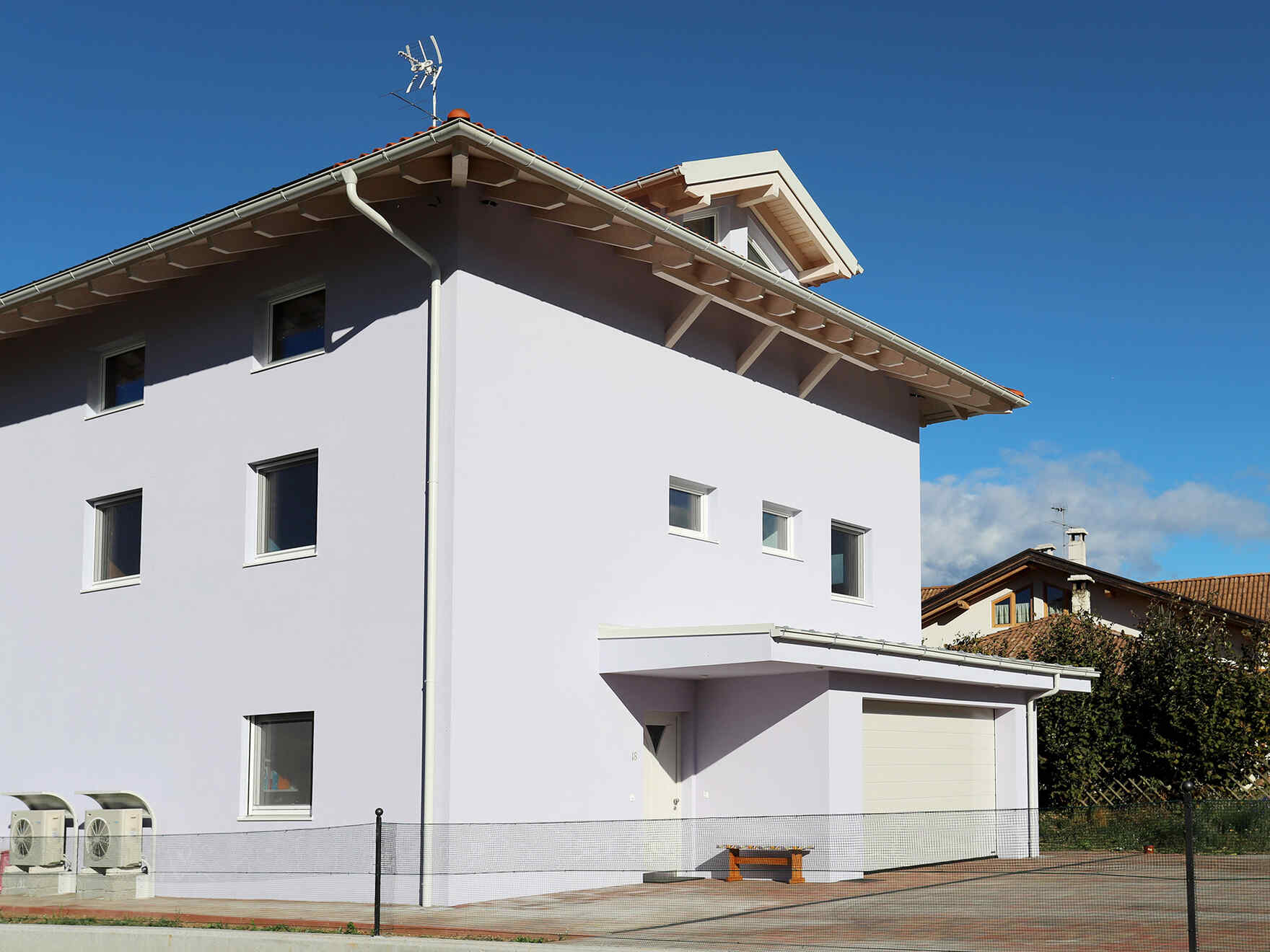 Prefabricated house famiglia Barbaro