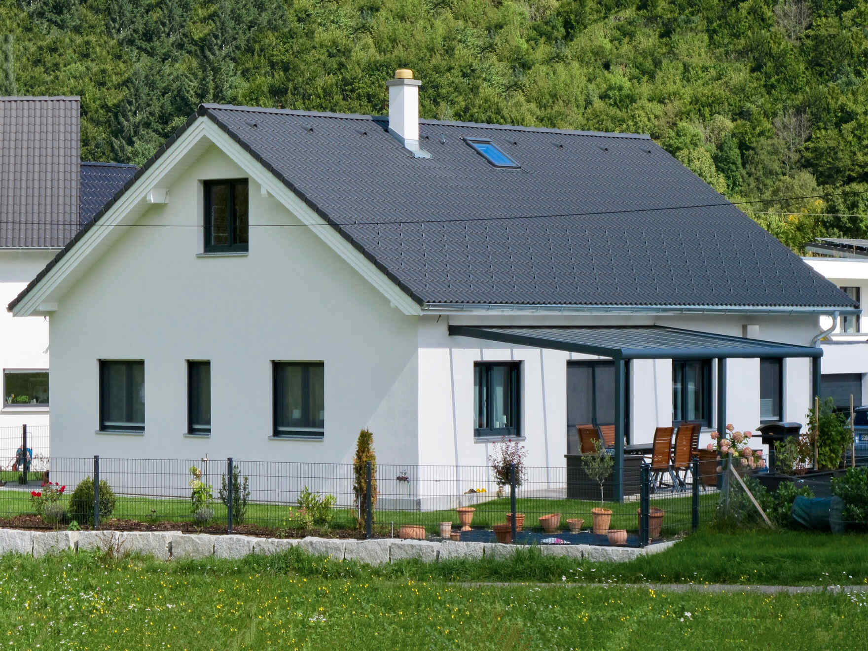 Prefabricated house Familie Hüfner
