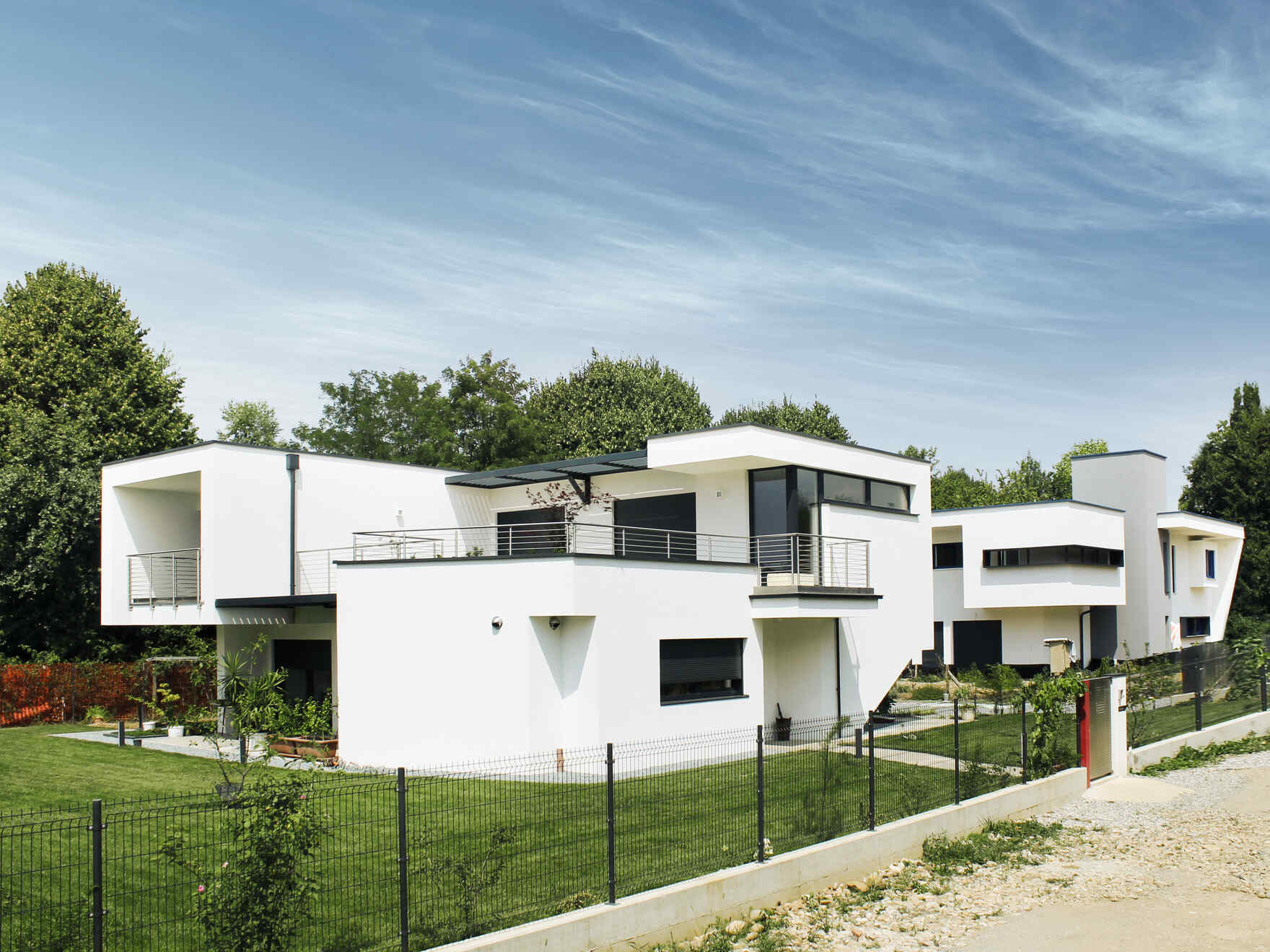 "Prefabricated house Architects ""Villa Milano"""