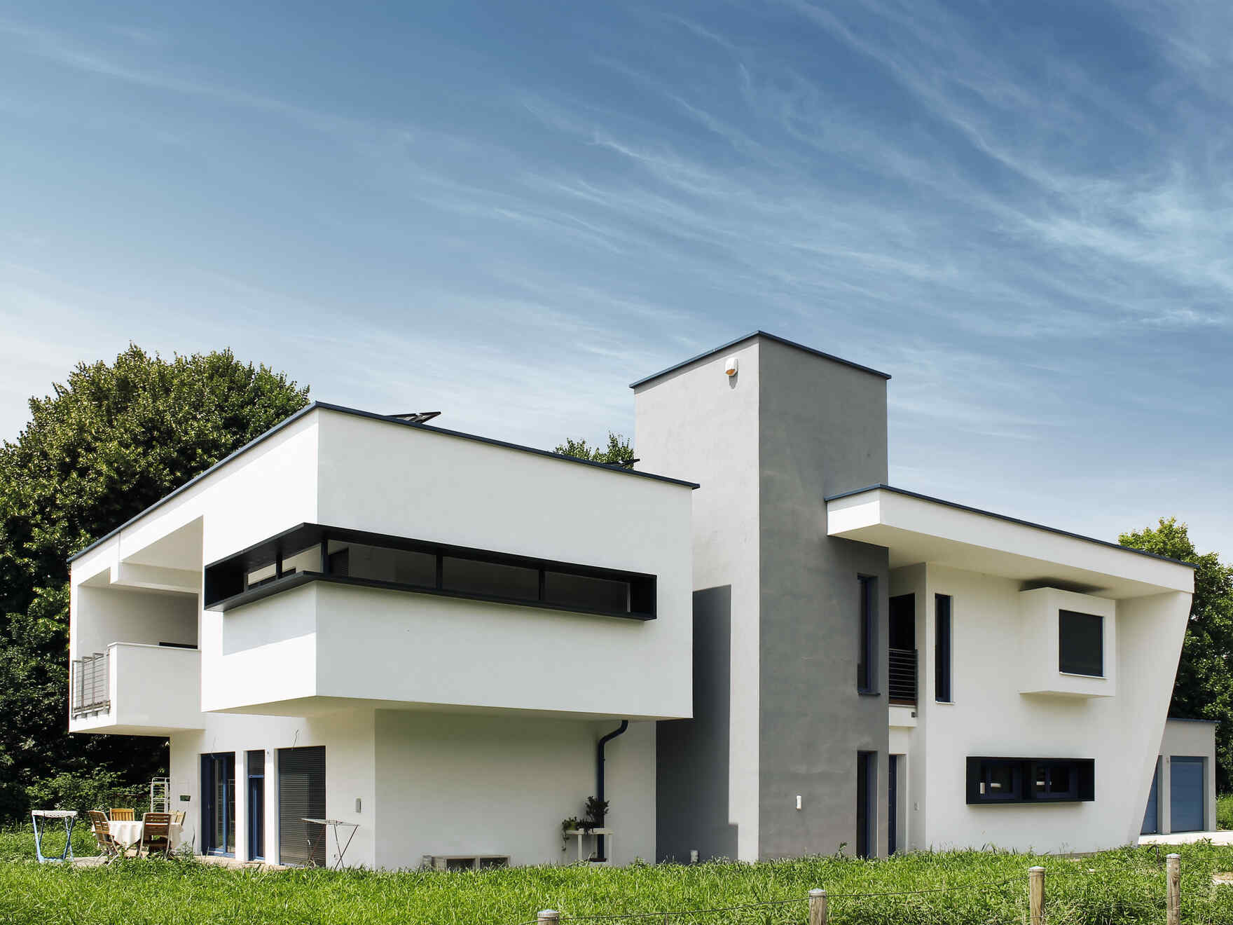 "Fertighaus Architects ""Villa Milano"""