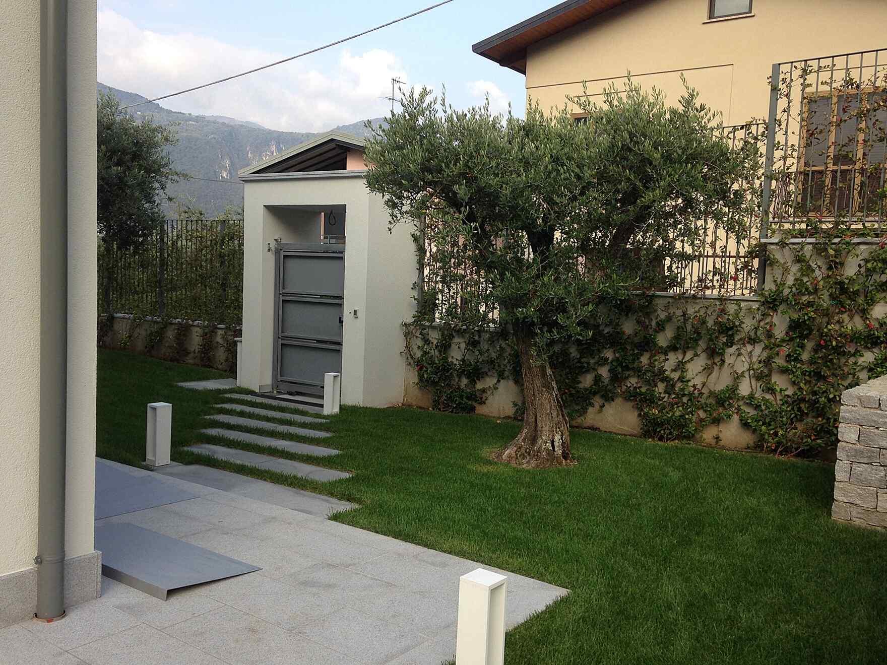 Maison préfabriquée famiglia Tellone