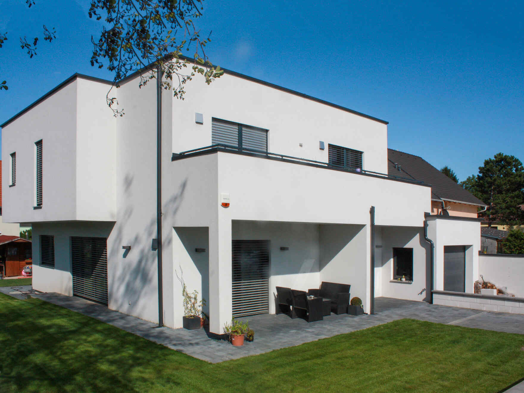 Prefabricated house Familie Ehrenberger