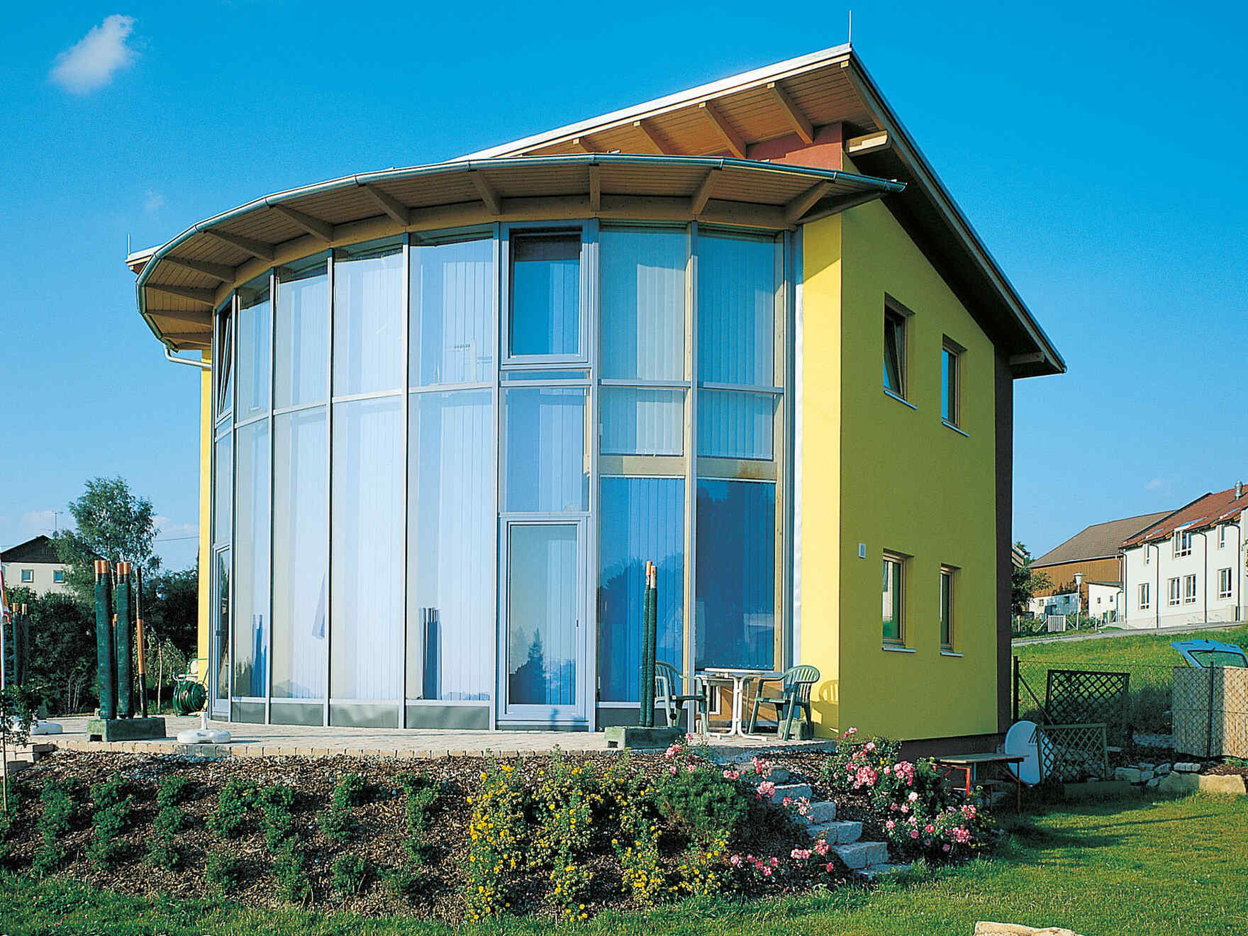Prefabricated house Familie Janko