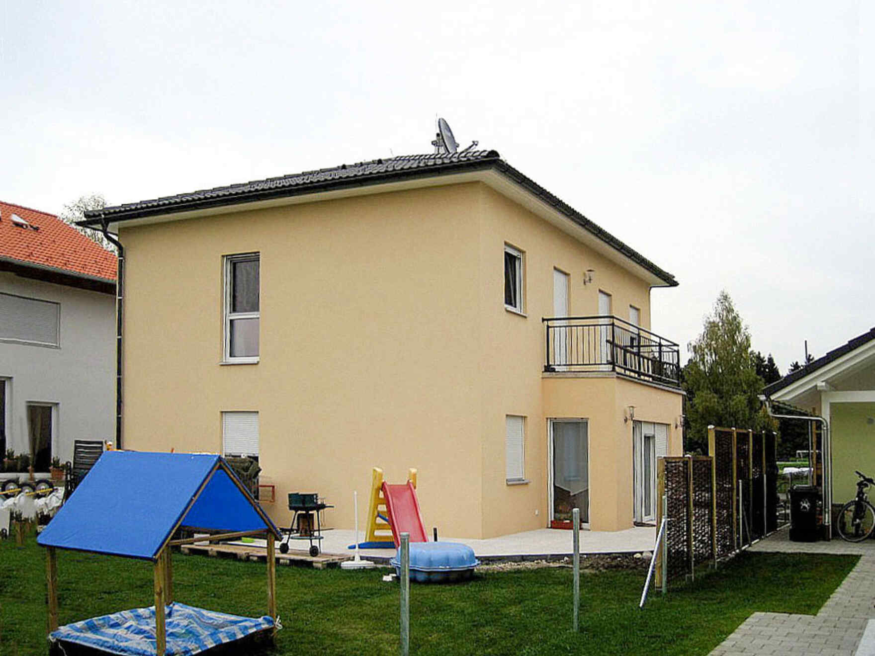 Prefabricated house Familie Jonek