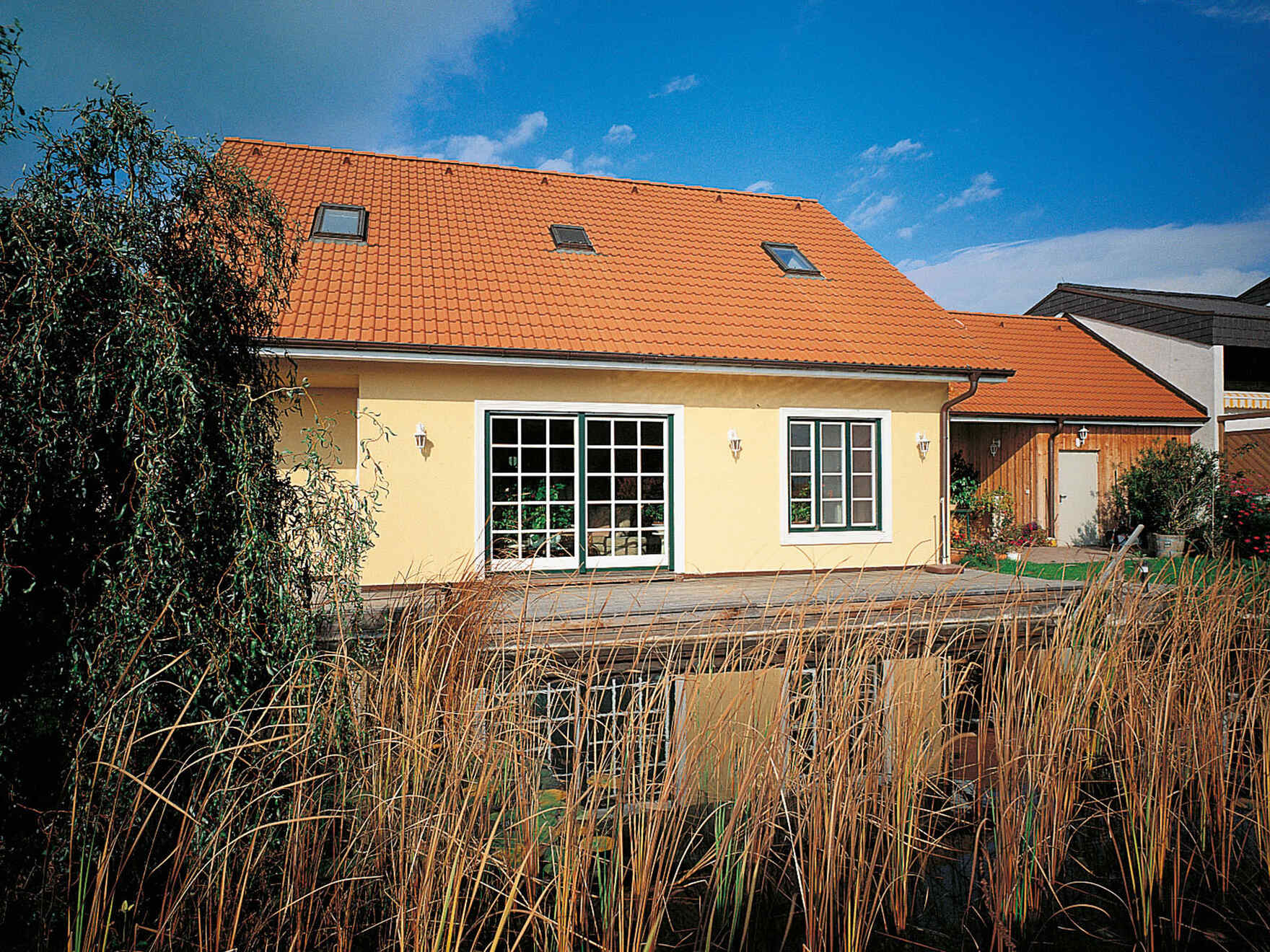 Prefabricated house Familie Gasser