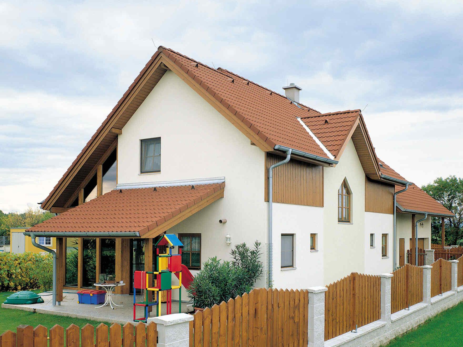 Prefabricated house Familie Maresch