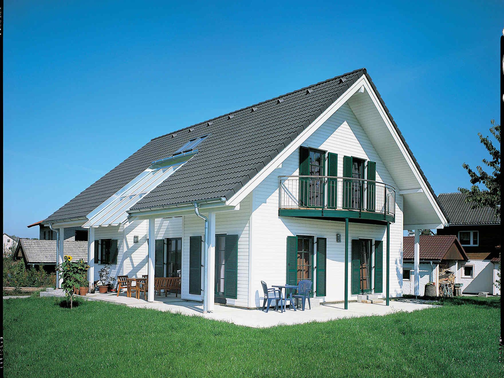 casa prefabbricata in legno Familie Konnerth