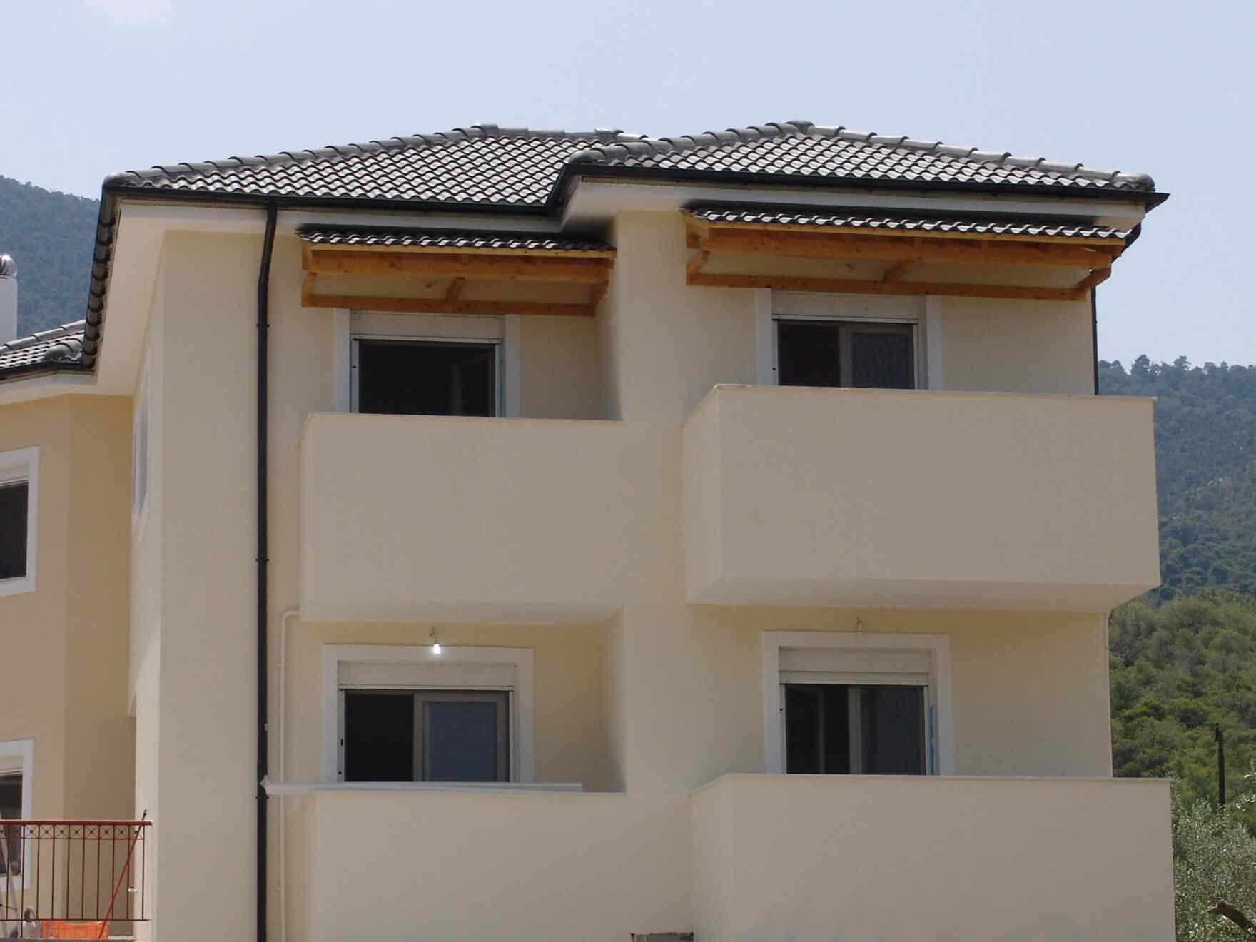 casa prefabbricata in legno Familie Sotiropoulos