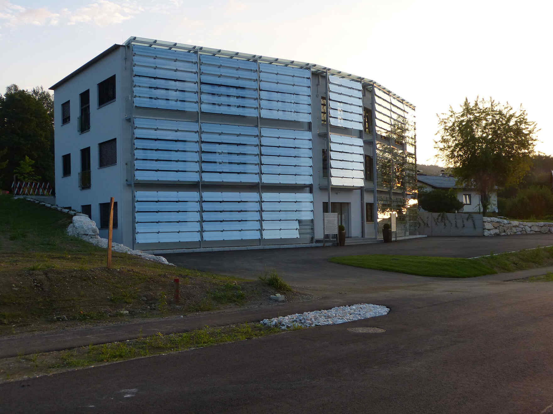 Prefabricated house Dental-Zentrum