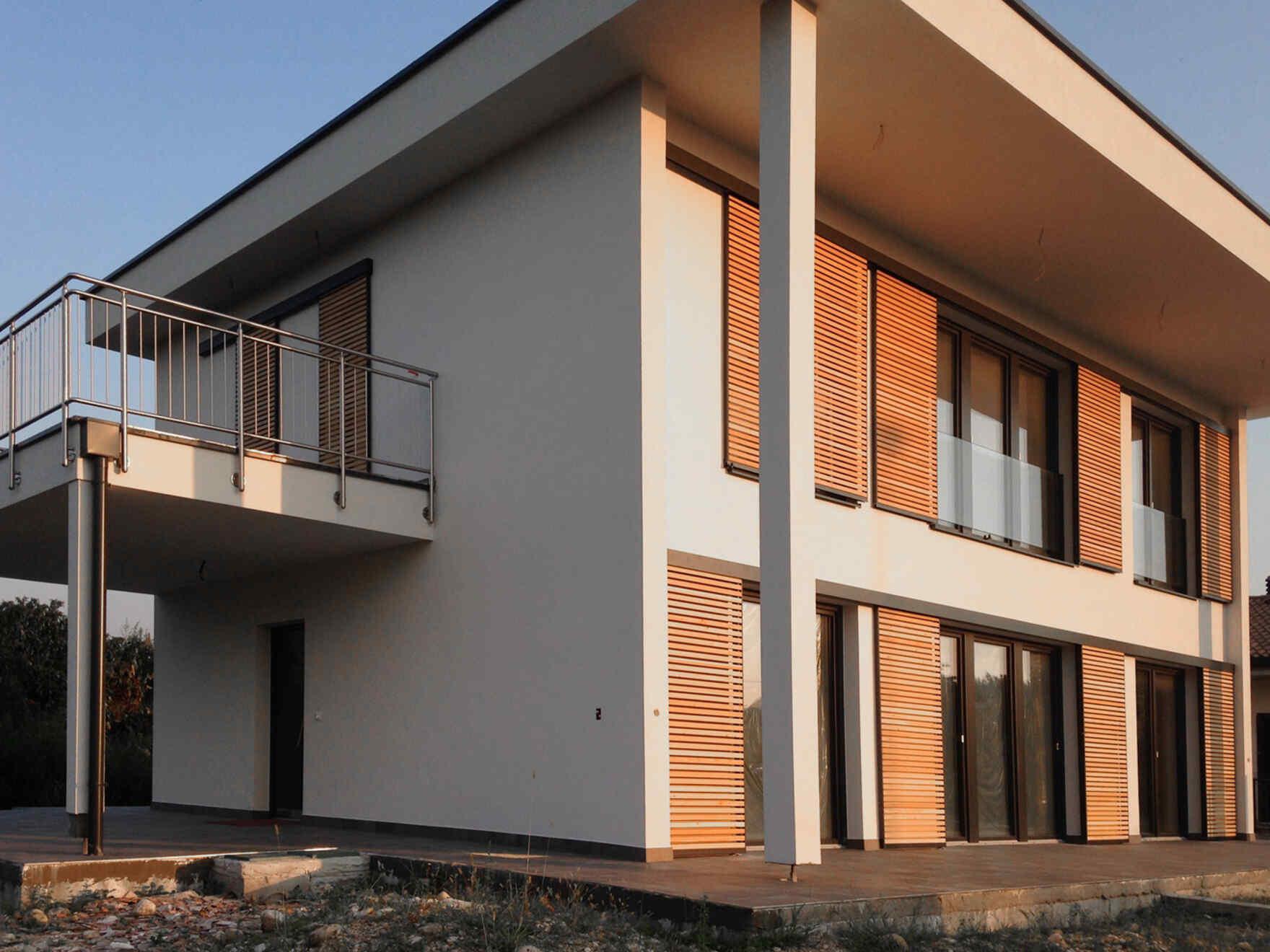 Maison préfabriquée famiglia Lavarini