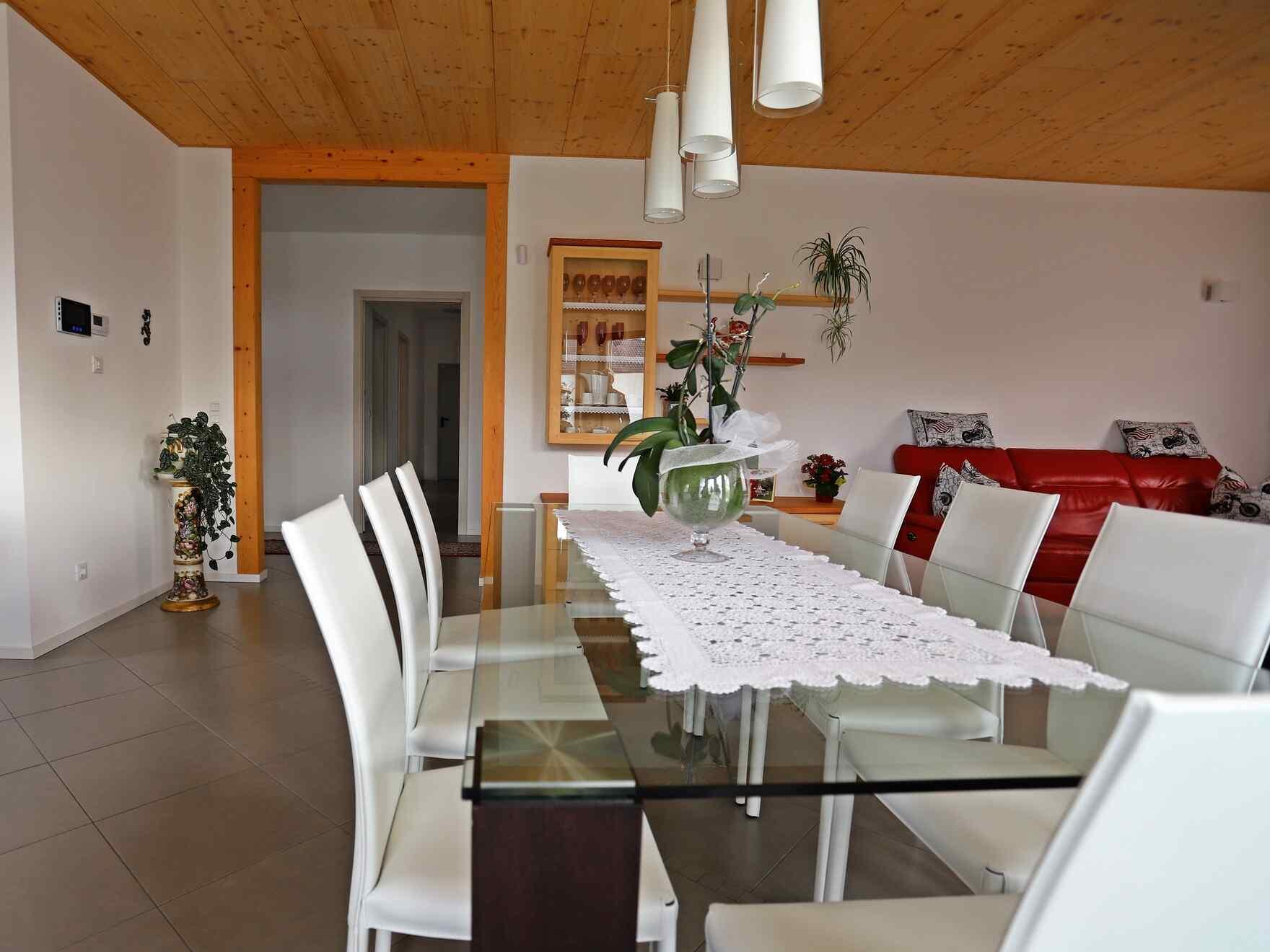 casa prefabbricata in legno famiglia Micheli