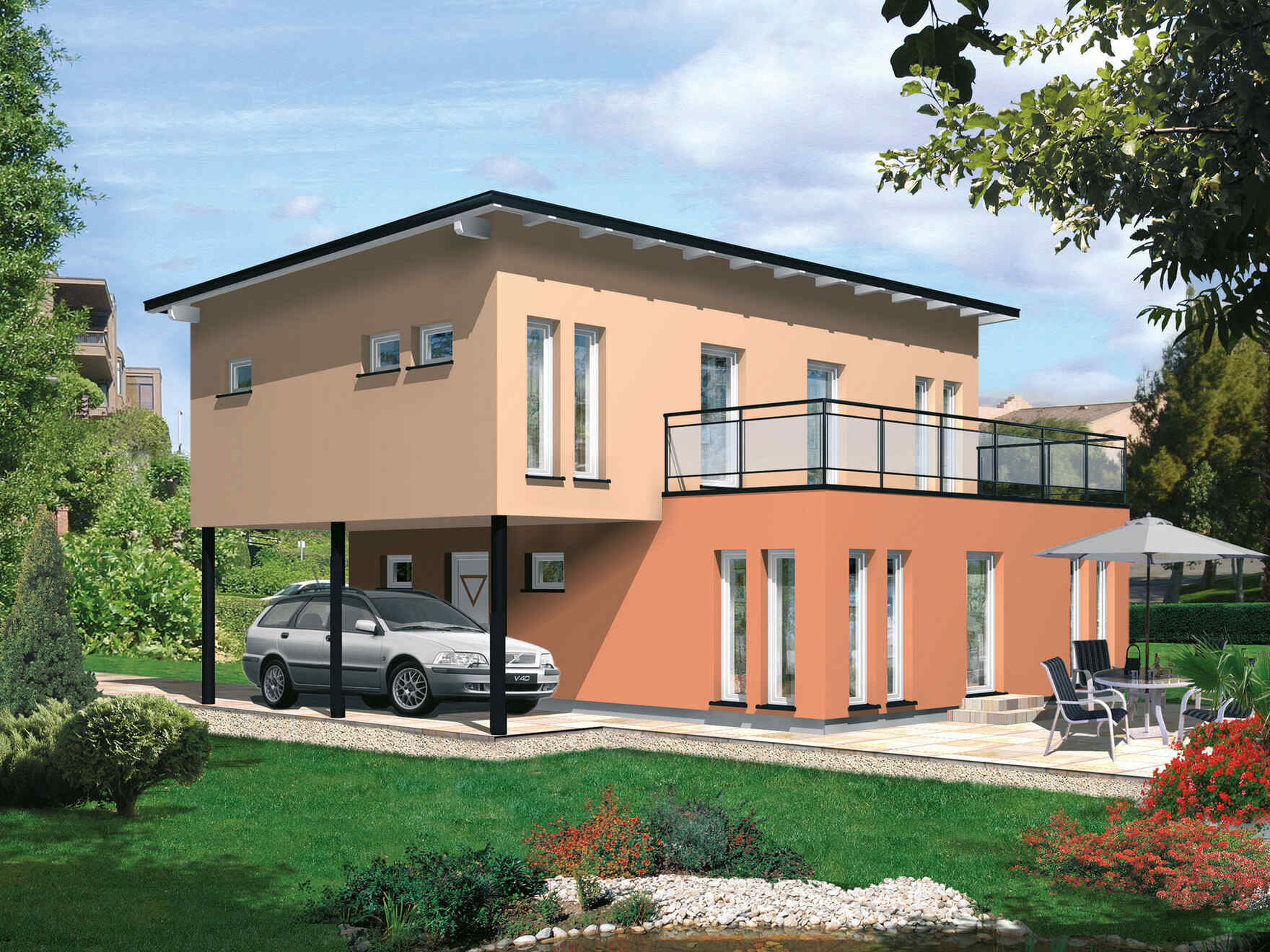 Prefabricated house New Design II