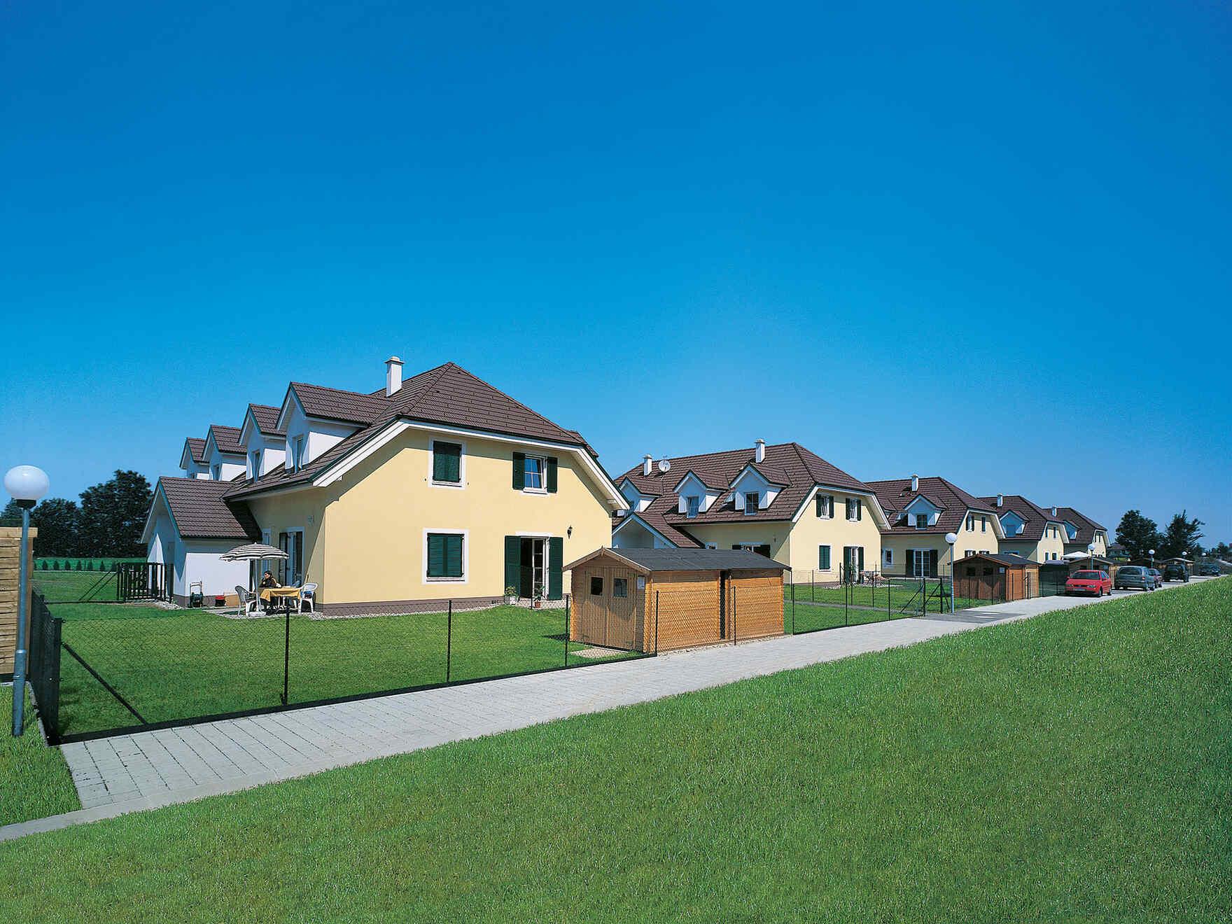 casa prefabbricata in legno Passiv-Wohnhausanlage Sonnenheide
