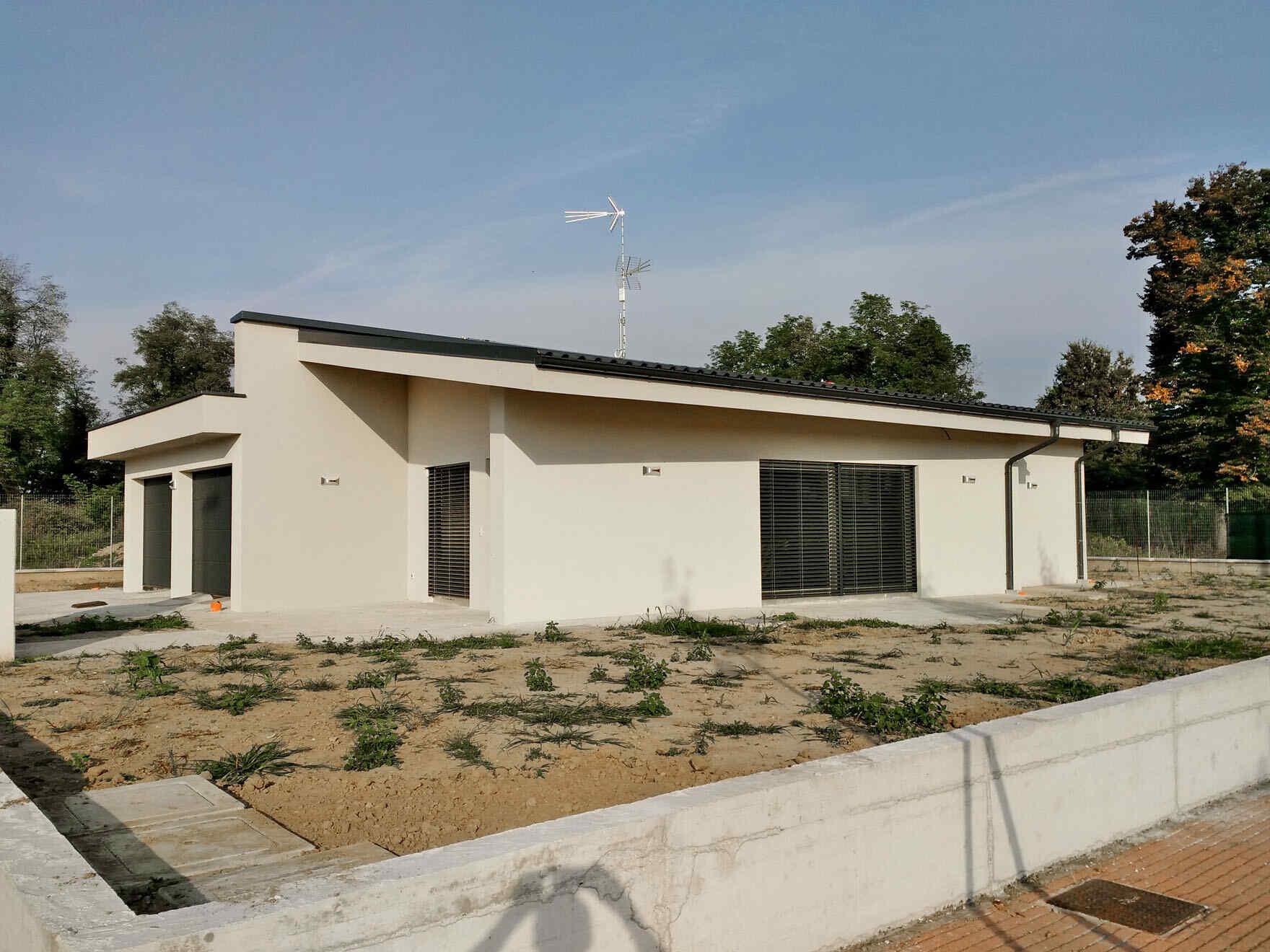 Prefabricated house famiglia Quatela