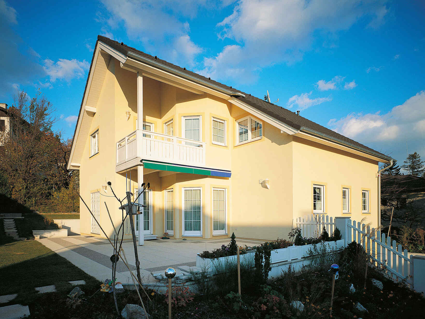 Prefabricated house Familie Stümpflen