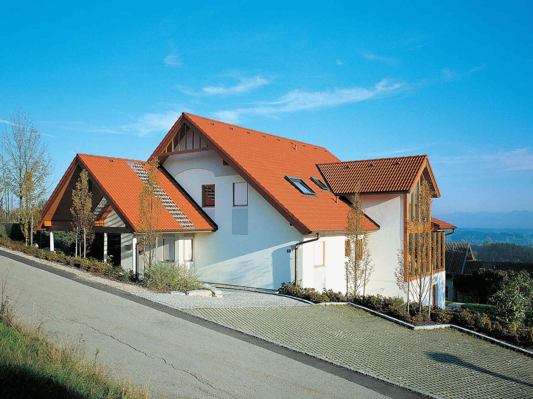 Prefabricated house Familie Schmelz