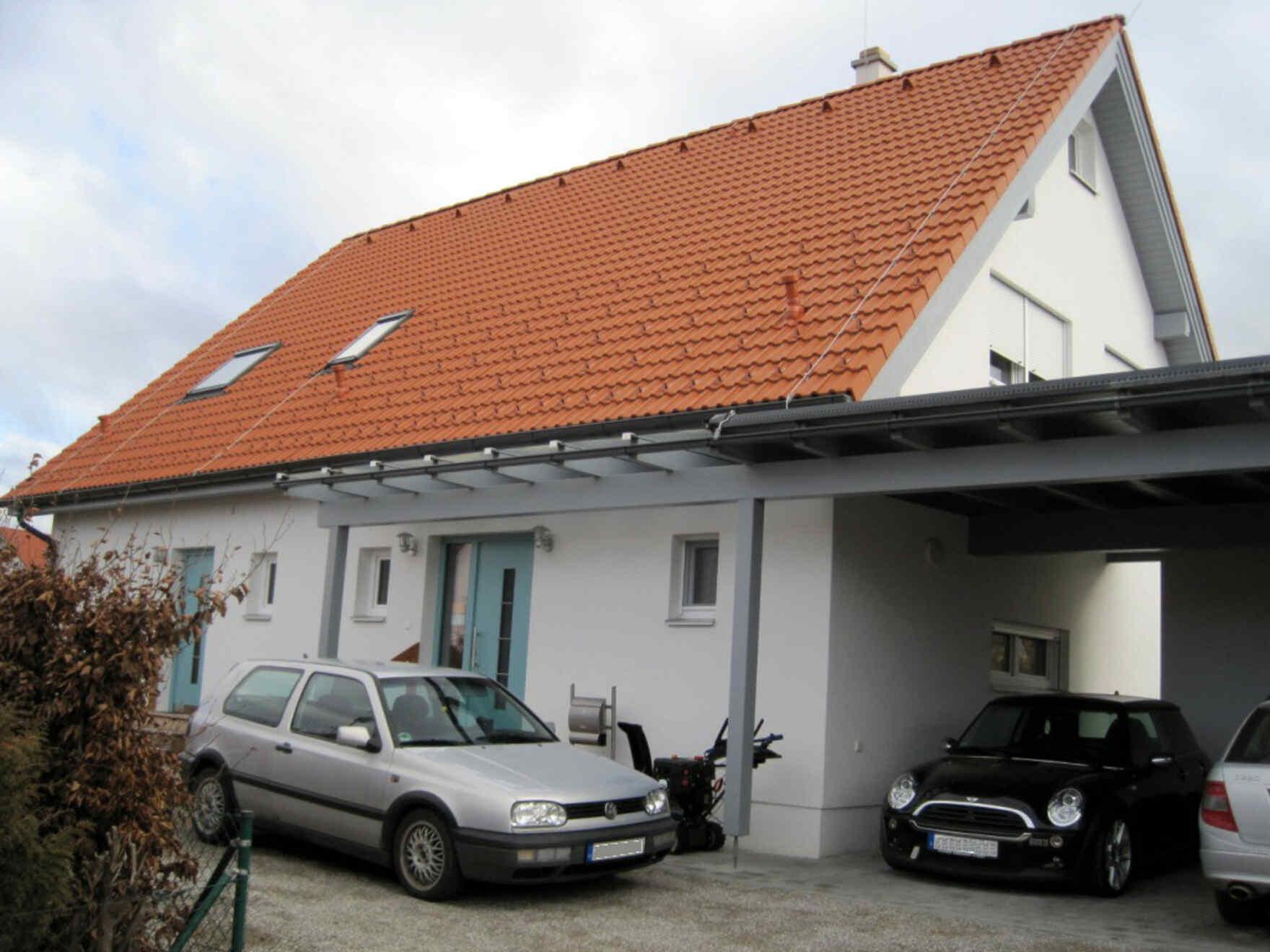 Prefabricated house Familie Golubovic Sacher