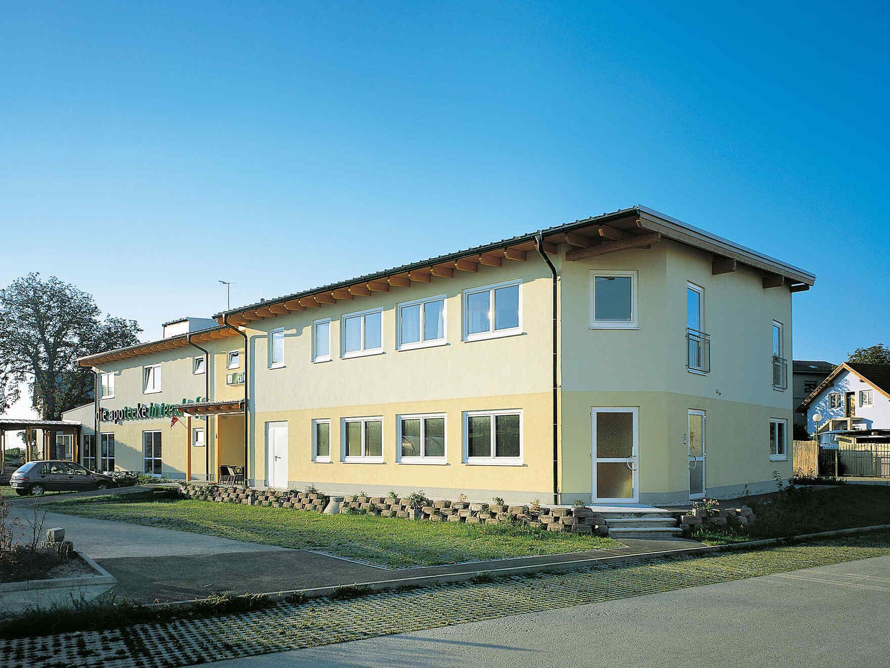 Maison préfabriquée Dienstleistungs-Zentrum