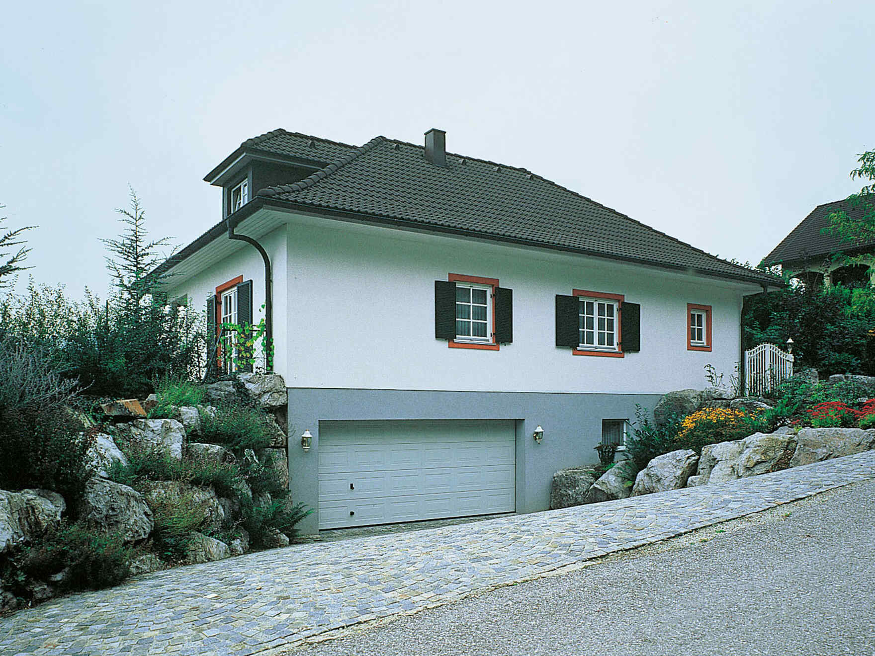 Prefabricated house Familie Jäggi