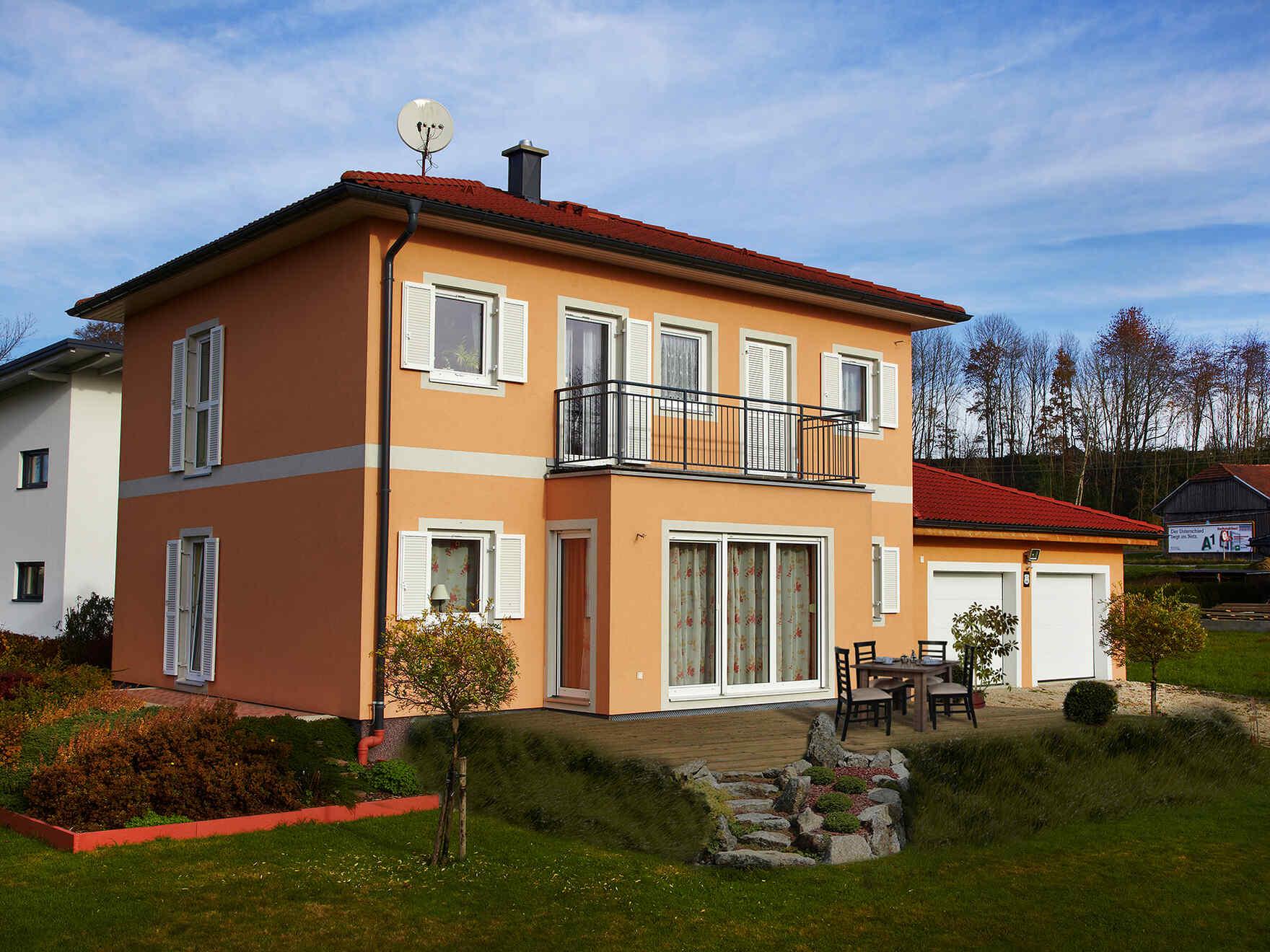 casa prefabbricata in legno Familie Neuleitner