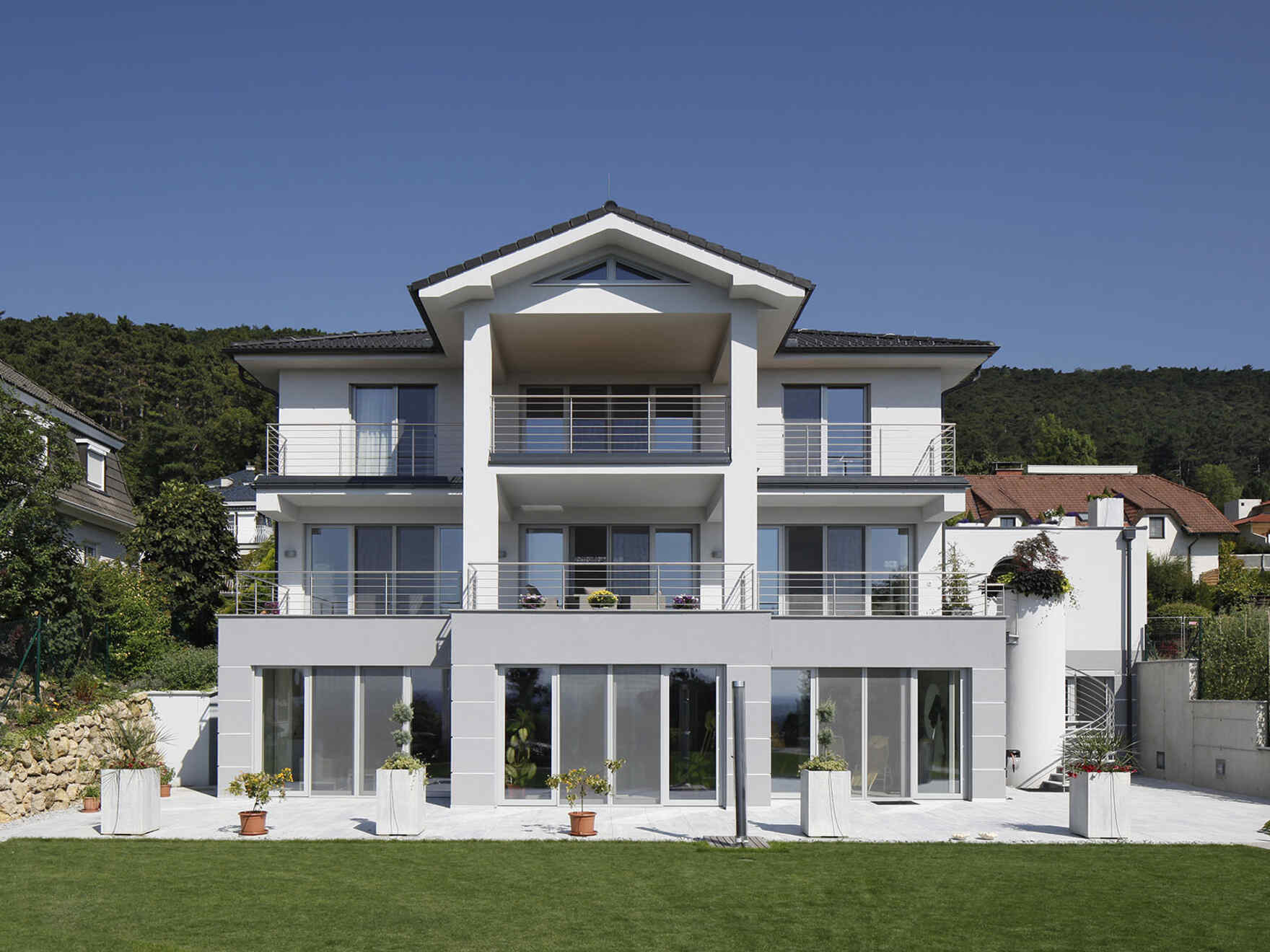 "Fertighaus Architects ""Residenz am Berg"" S271"