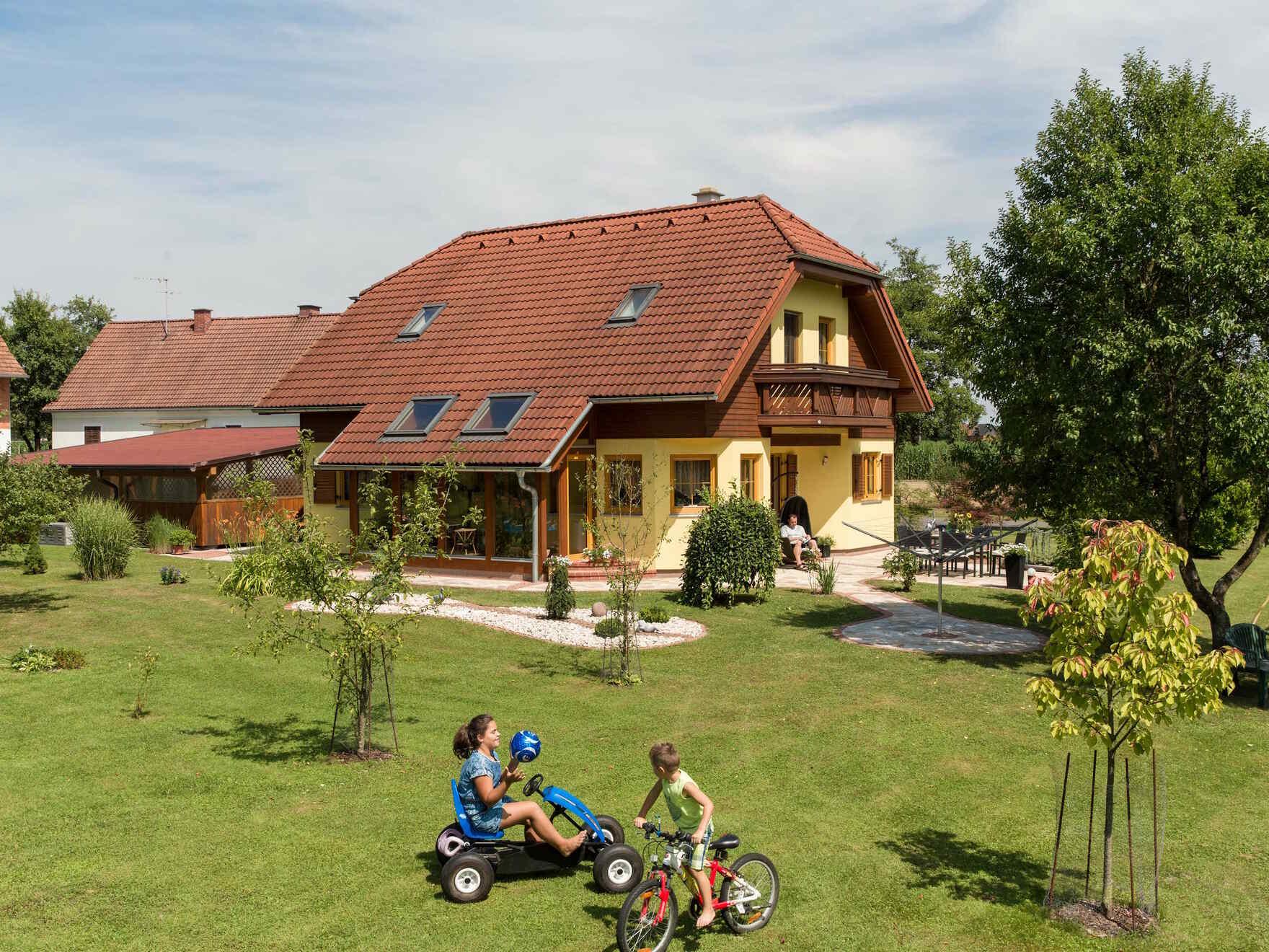 casa prefabbricata in legno Familie Haas