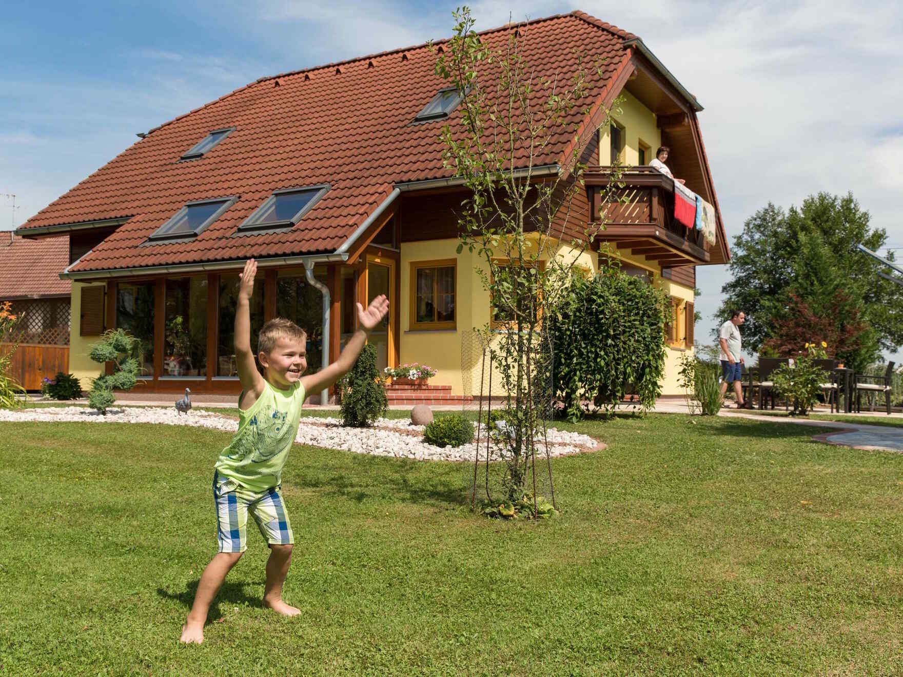 Maison préfabriquée Familie Haas