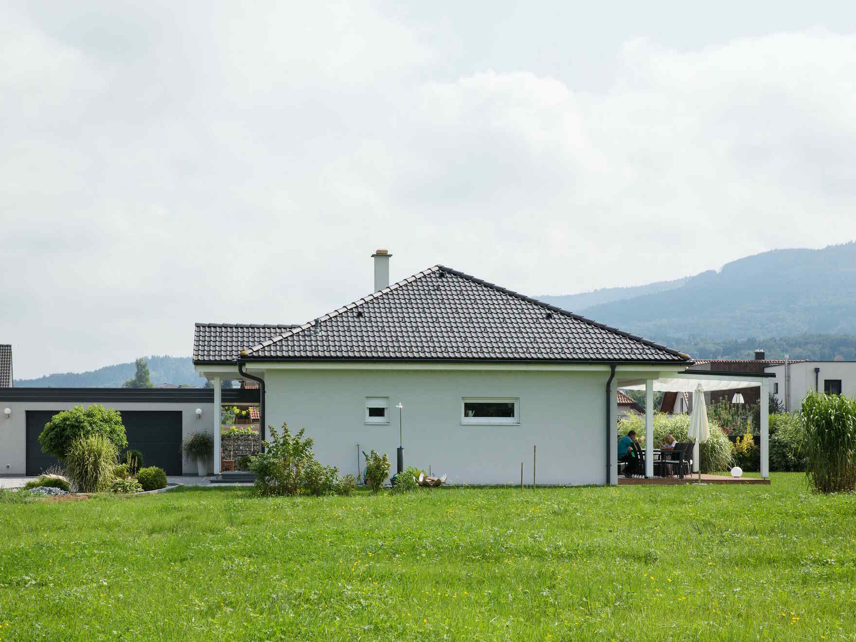 Prefabricated house Familie Köppel