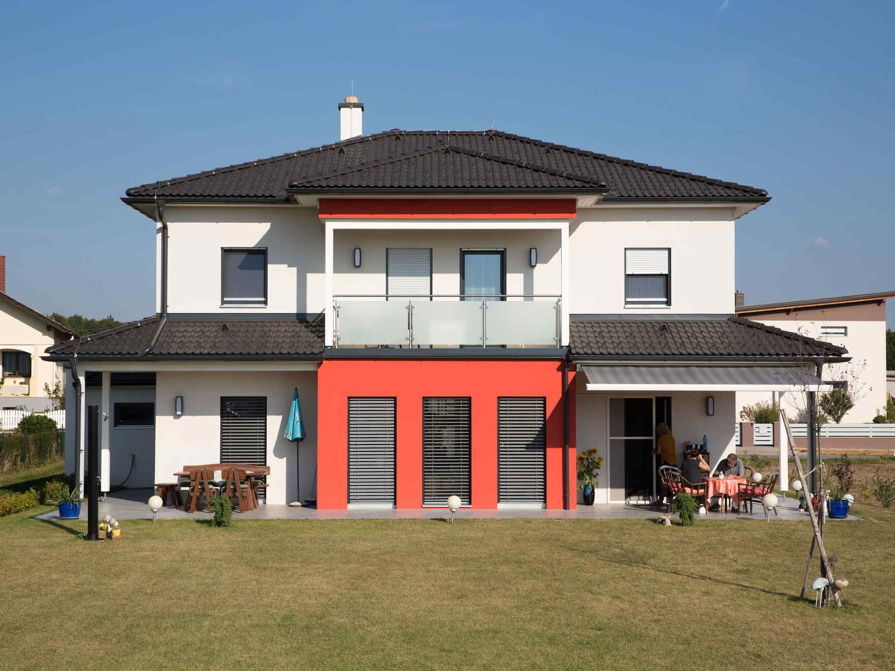 Prefabricated house Familie Vlasich