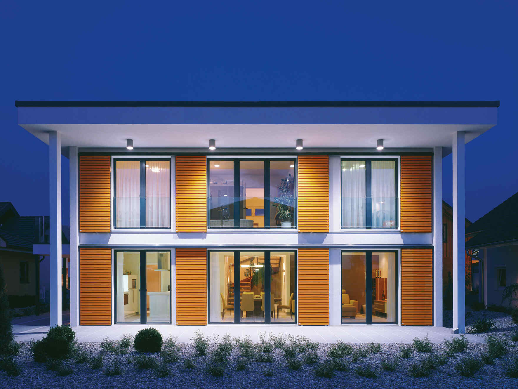 Sunrise | VARIO-HAUS prefabricated houses