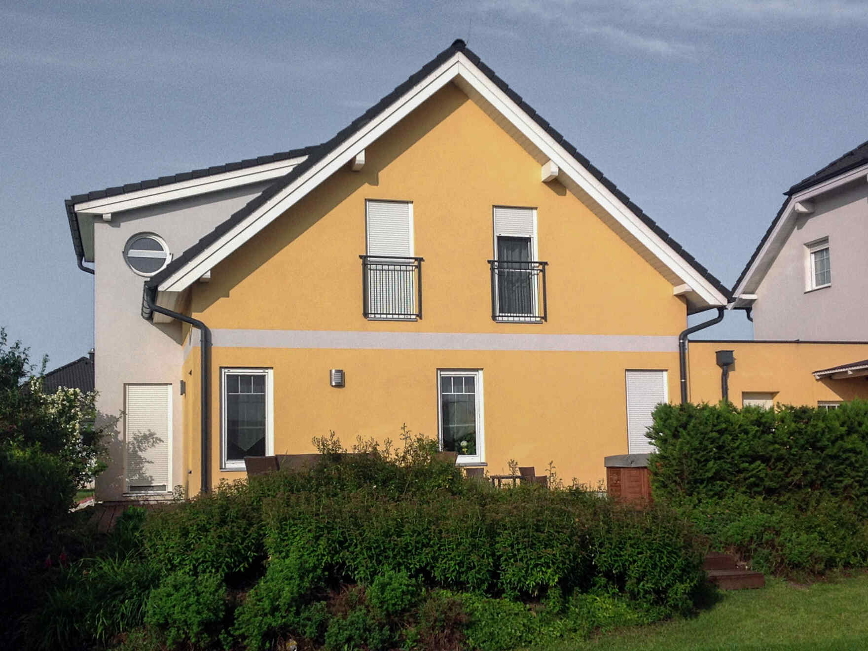 Prefabricated house Familie Radatz