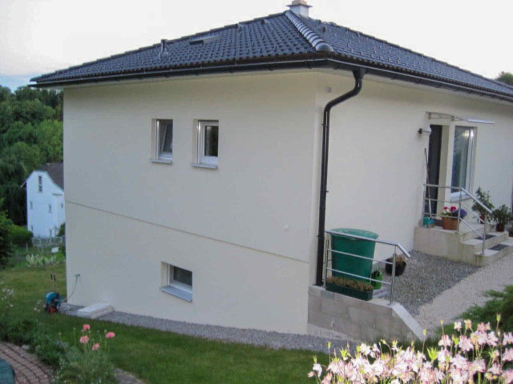 Prefabricated house Familie Leitner