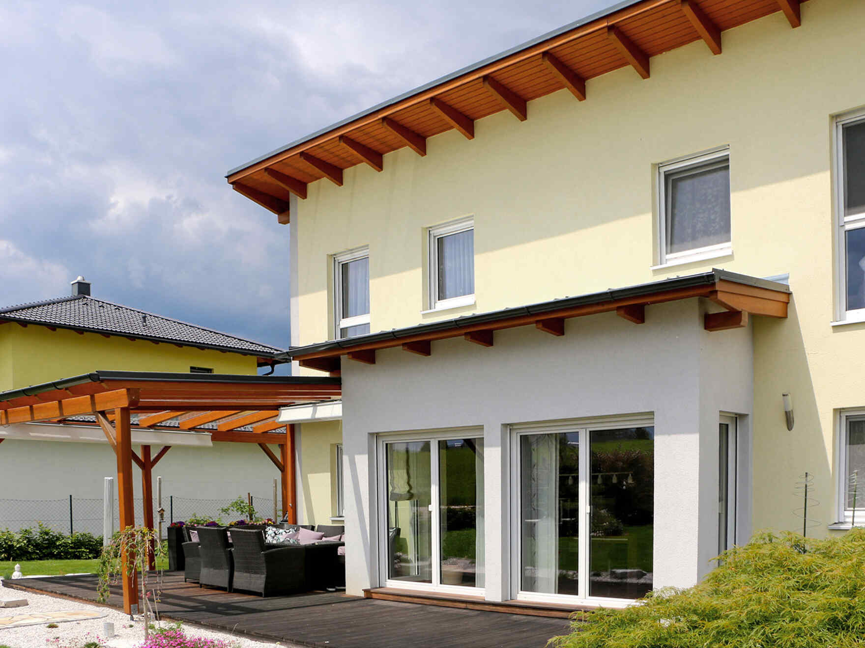 Prefabricated house Familie Gruber