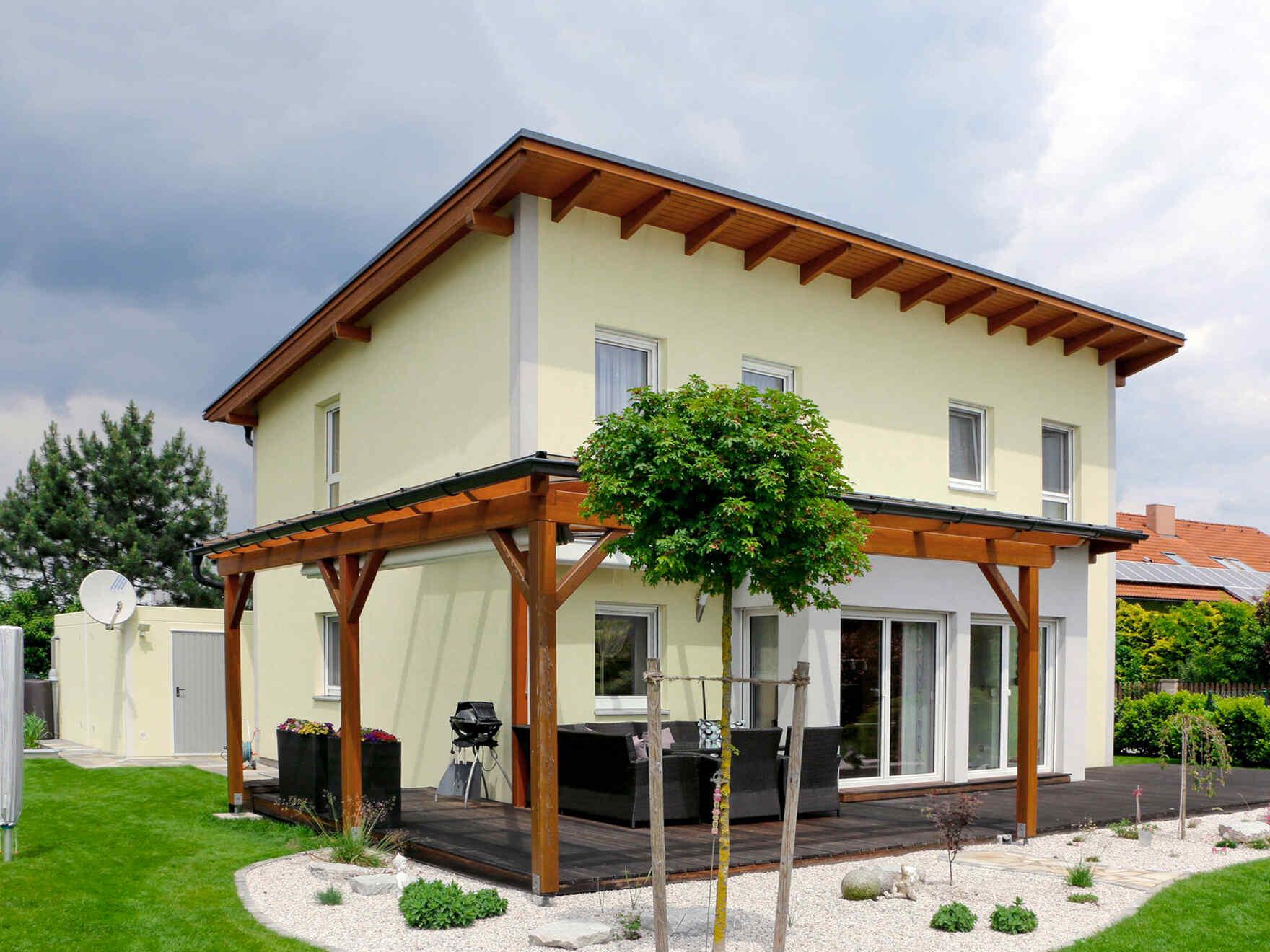 Maison préfabriquée Familie Gruber